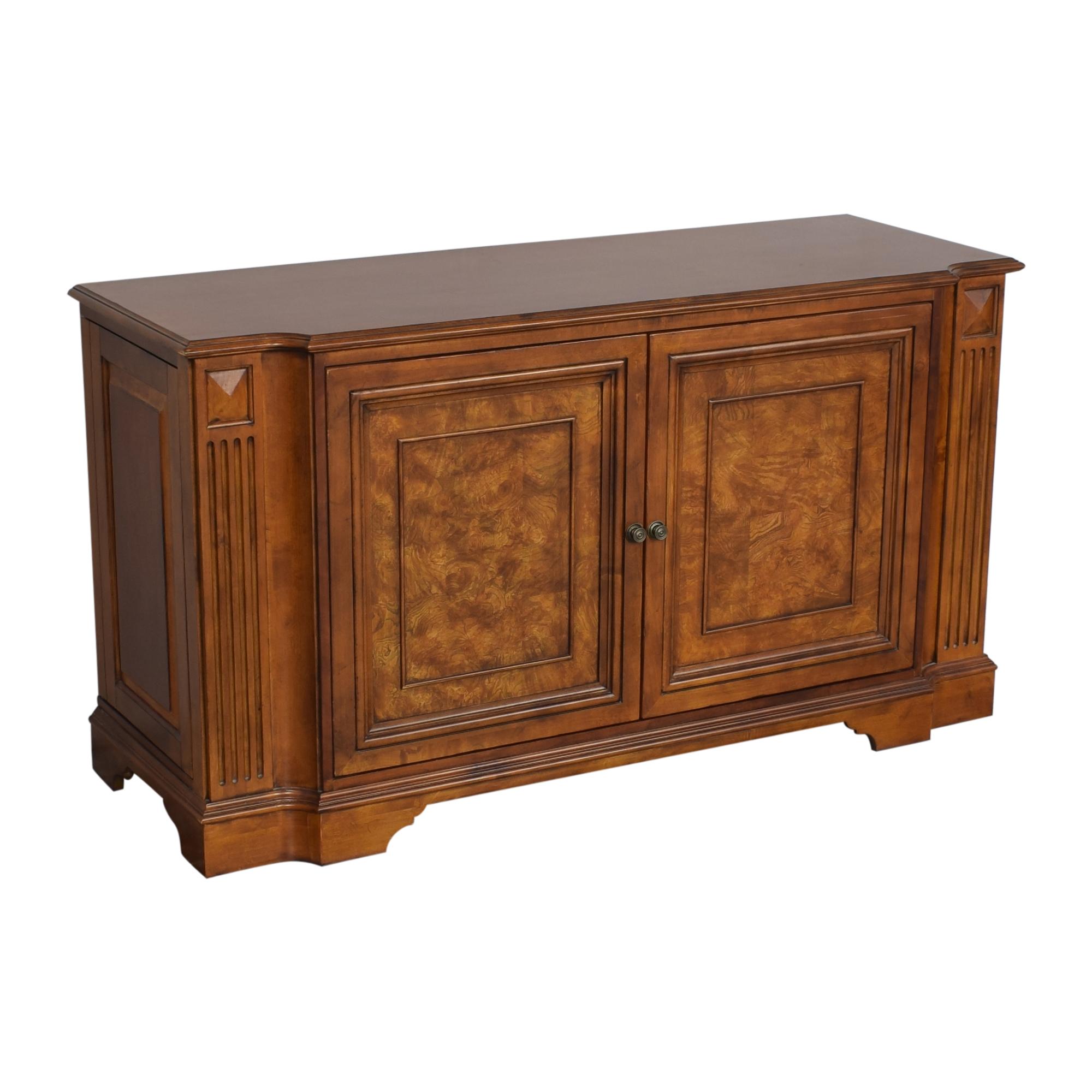 Ethan Allen Ethan Allen Two Door Cabinet dimensions