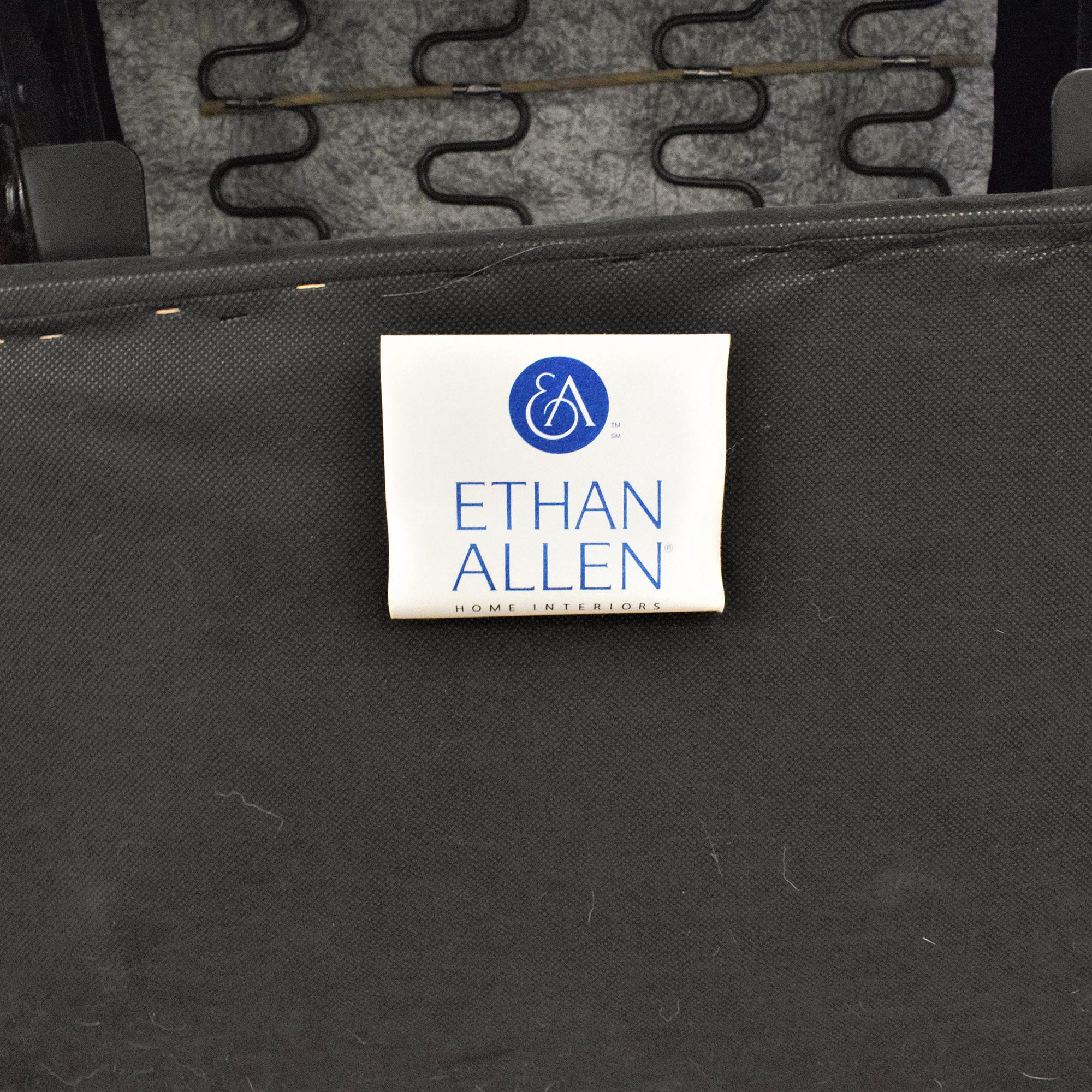 Ethan Allen Ethan Allen Roll Arm Recliner for sale