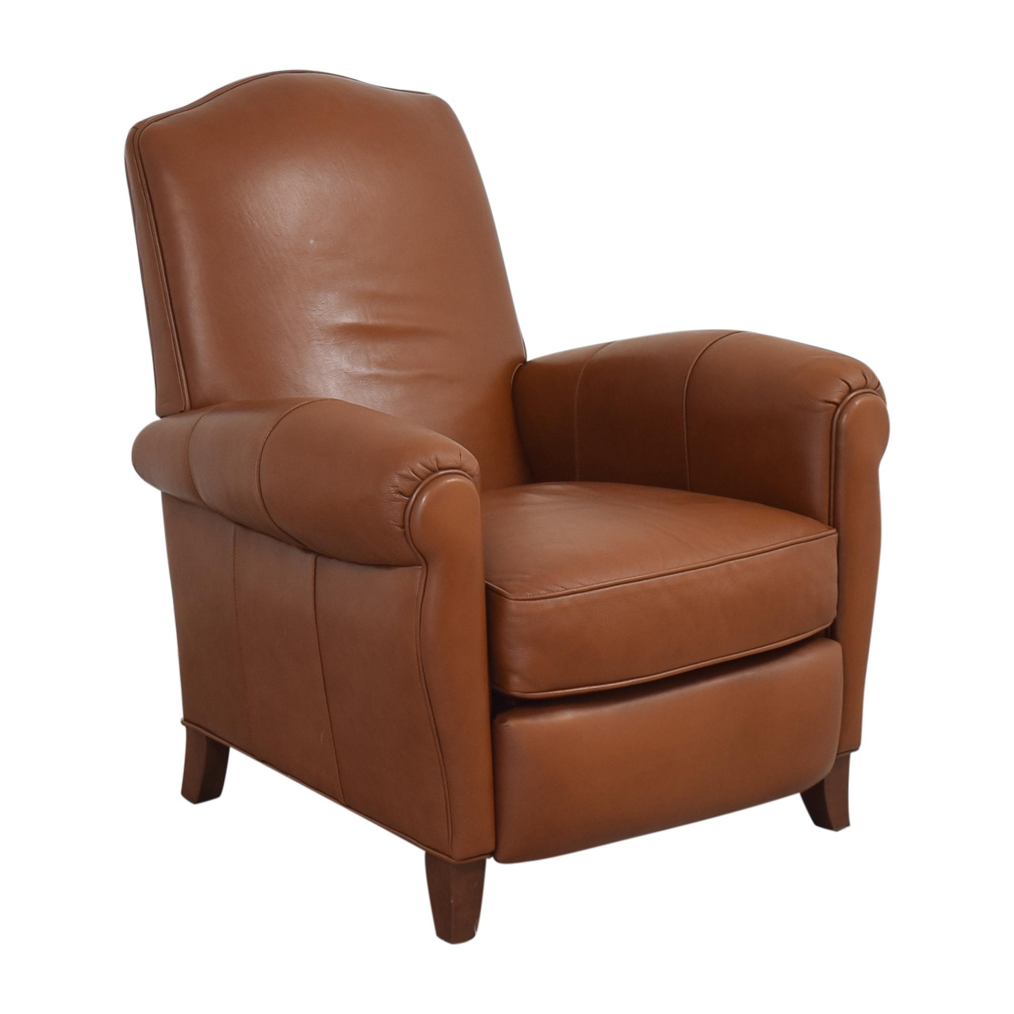 buy Ethan Allen Roll Arm Recliner Ethan Allen Chairs