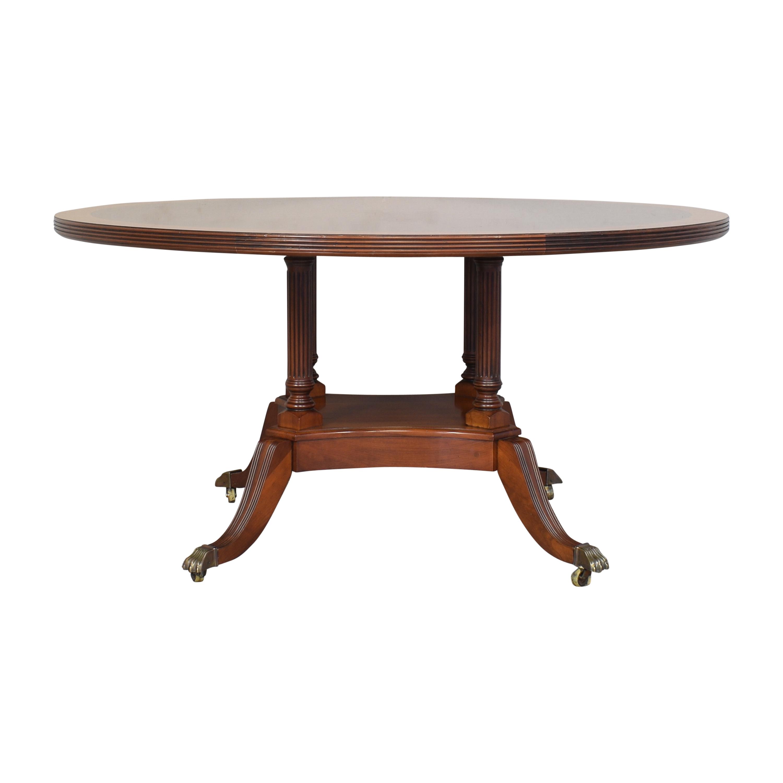 Harden Harden Round Sheraton Base Dining Table on sale