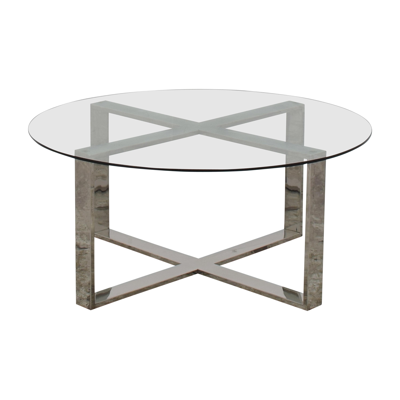 Calligaris Calligaris Round Coffee Table second hand