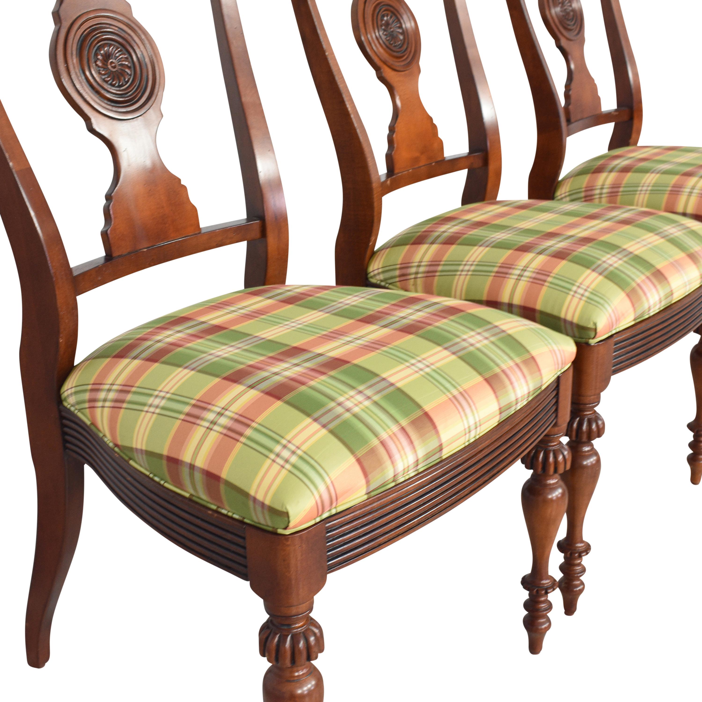 Ethan Allen Ethan Allen Dining Chairs price