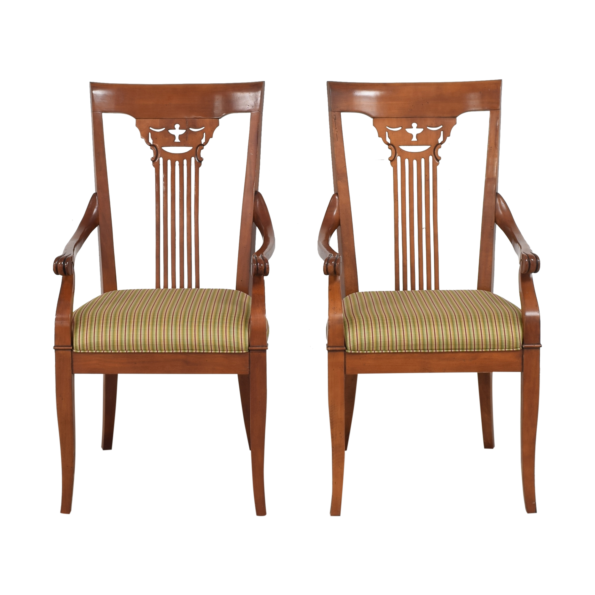 Harden Harden Dining Arm Chairs on sale