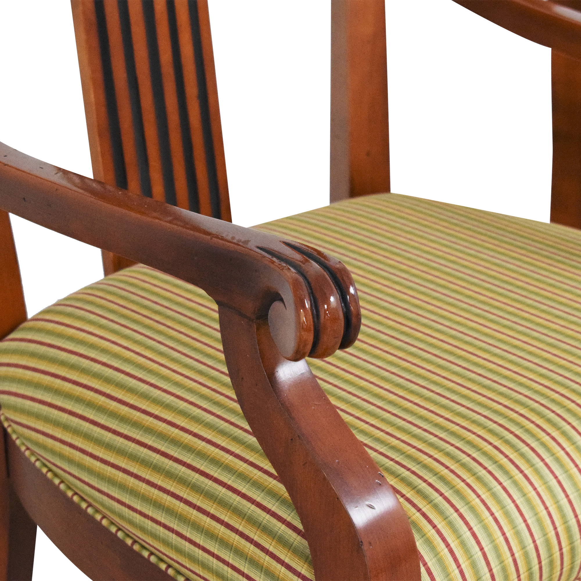 Harden Harden Dining Arm Chairs second hand