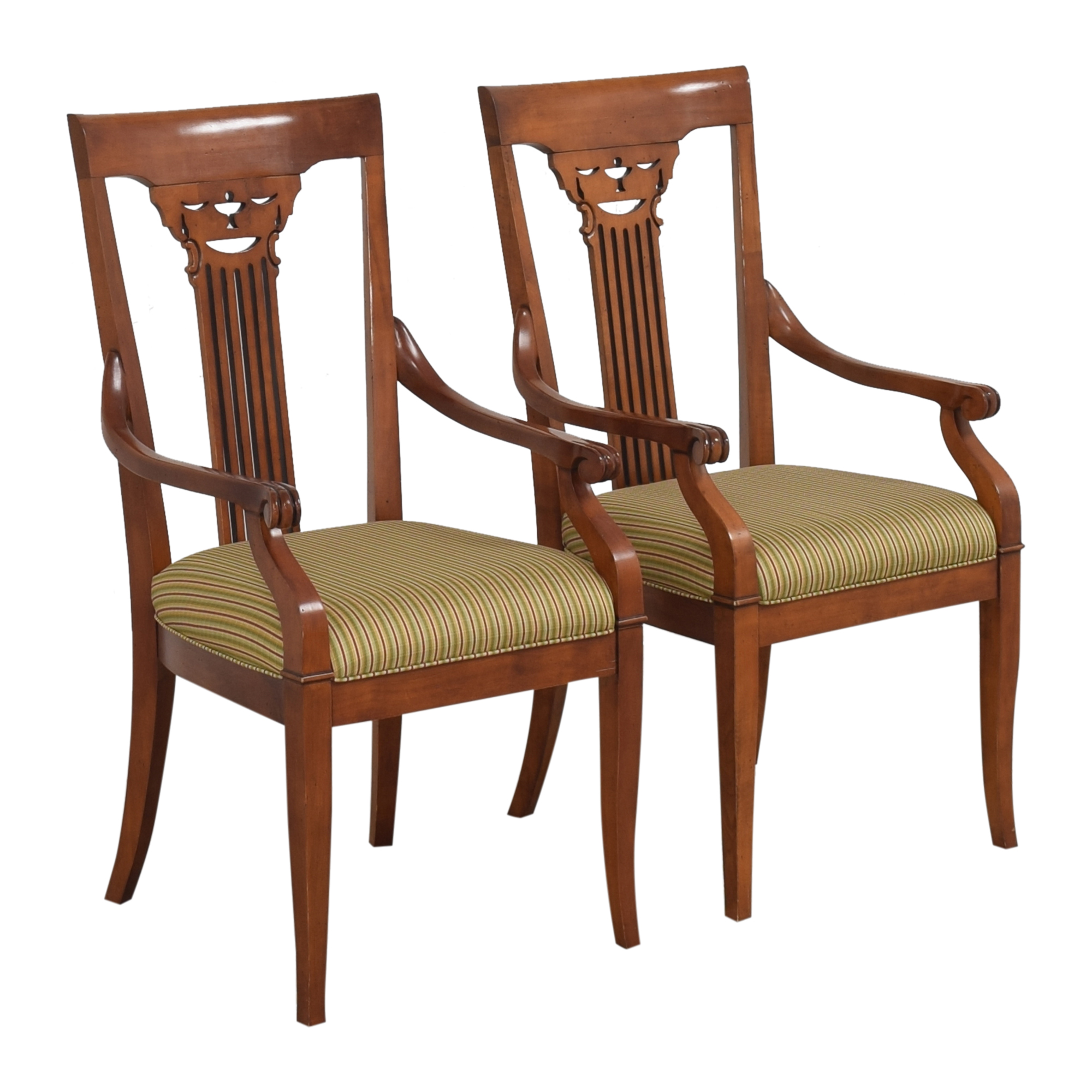 Harden Harden Dining Arm Chairs multi