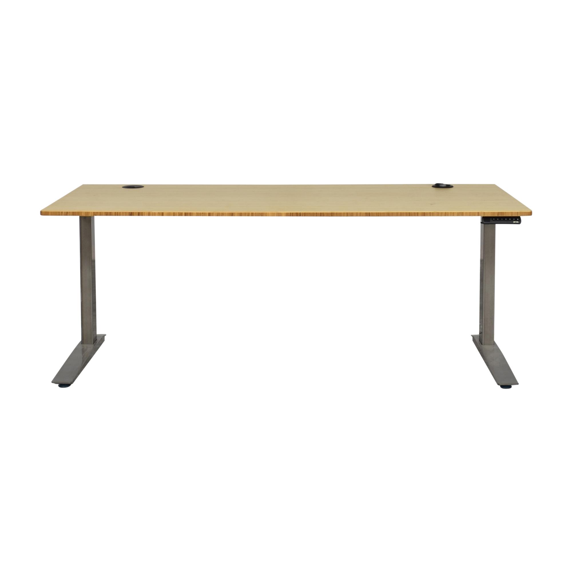 Fully Fully Jarvis Adjustable Standing Desk Home Office Desks