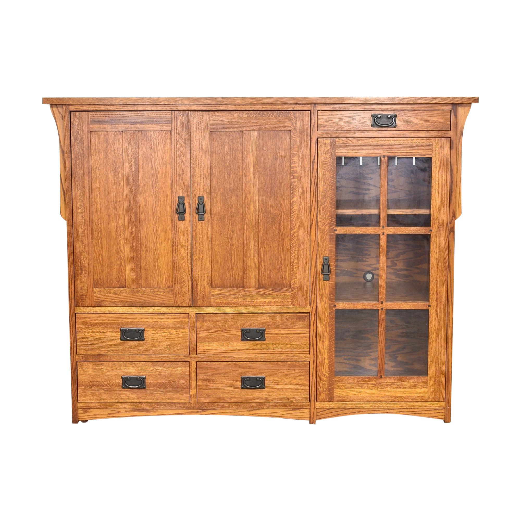 shop Michaels Furniture for Restoration Hardware Mission Media Armoire Restoration Hardware Storage