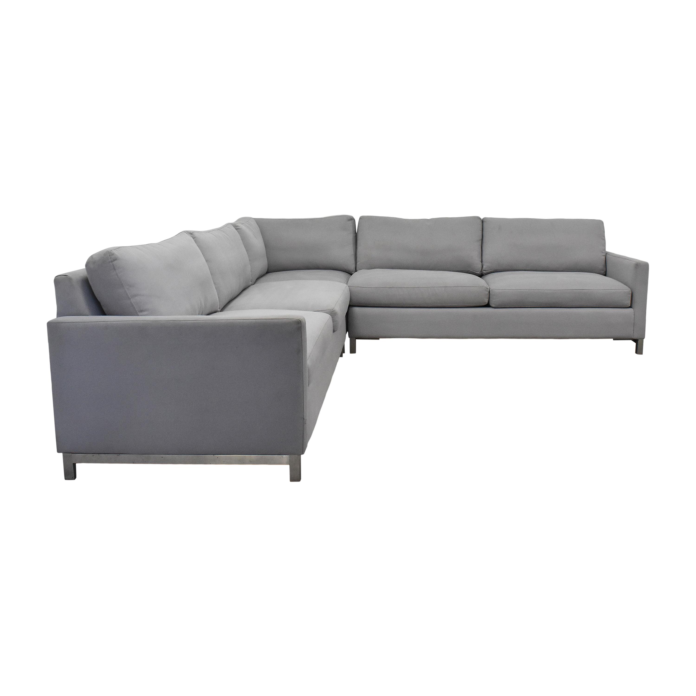 Room & Board Room & Board Stevens Sectional Sofa price