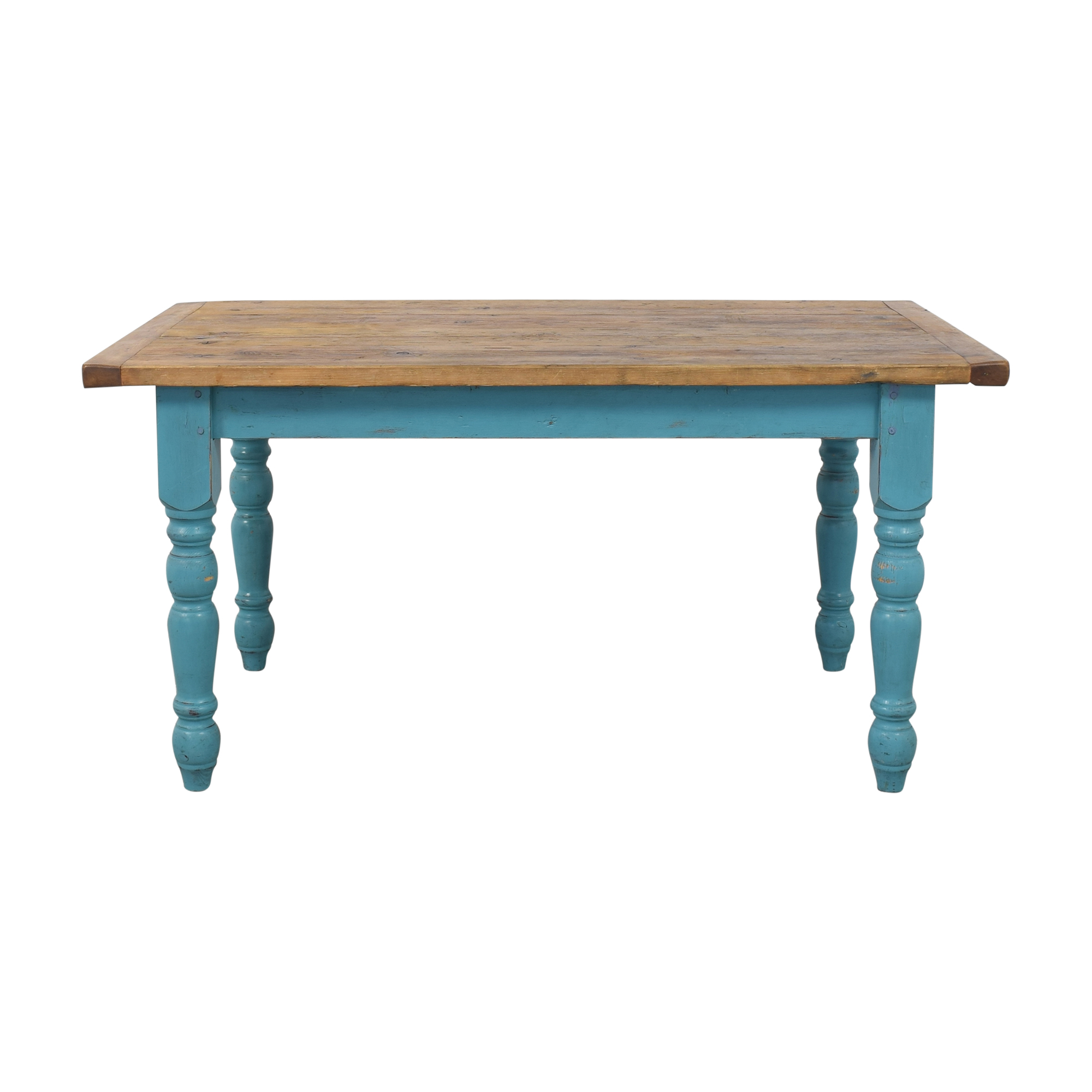 Farmhouse Style Dining Table discount