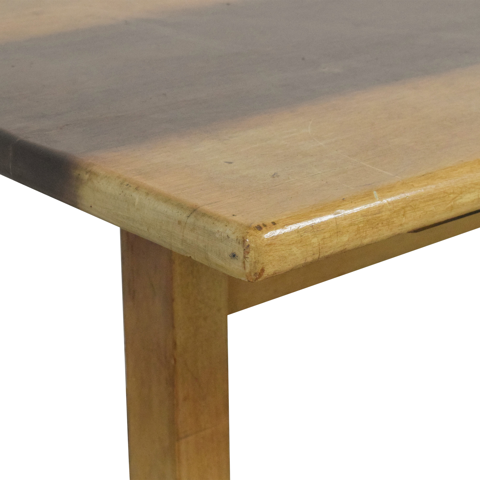 shop Trestle Dining Table  Dinner Tables