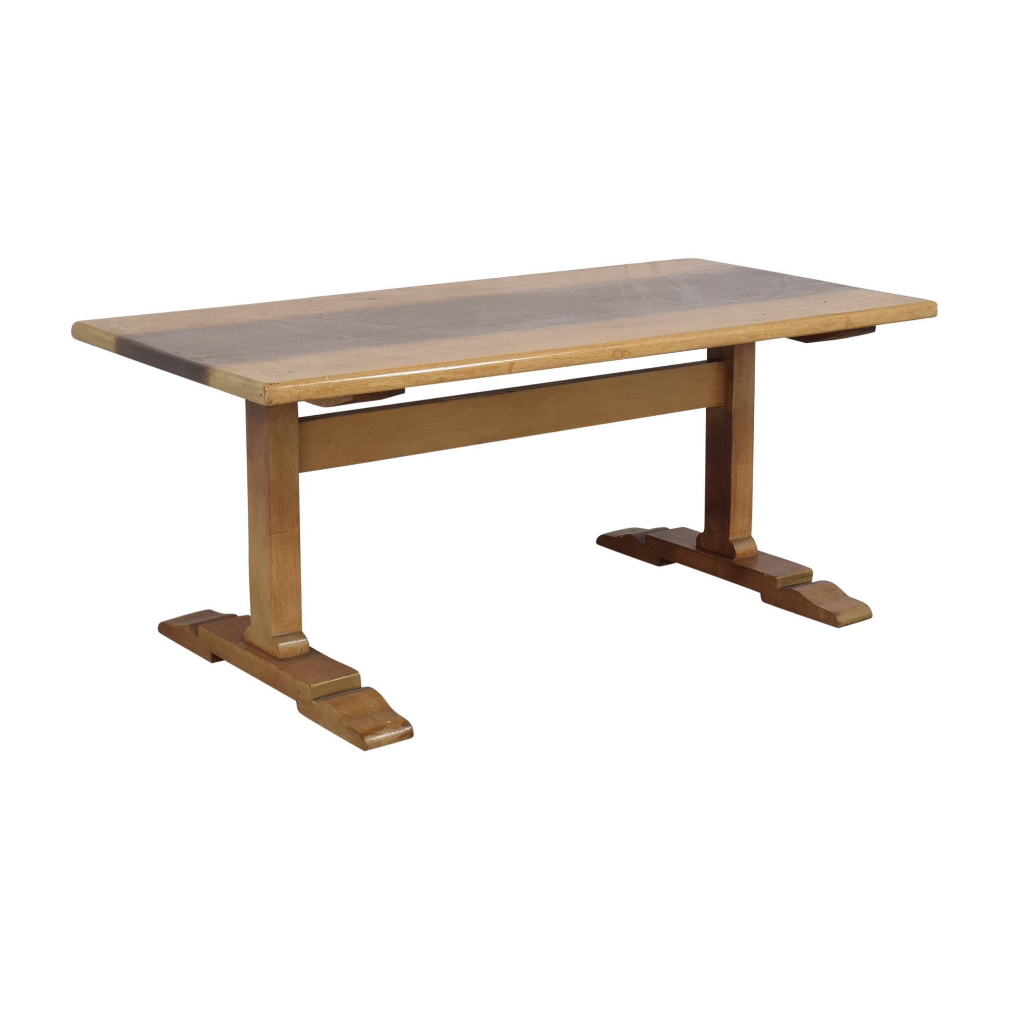 Trestle Dining Table dimensions
