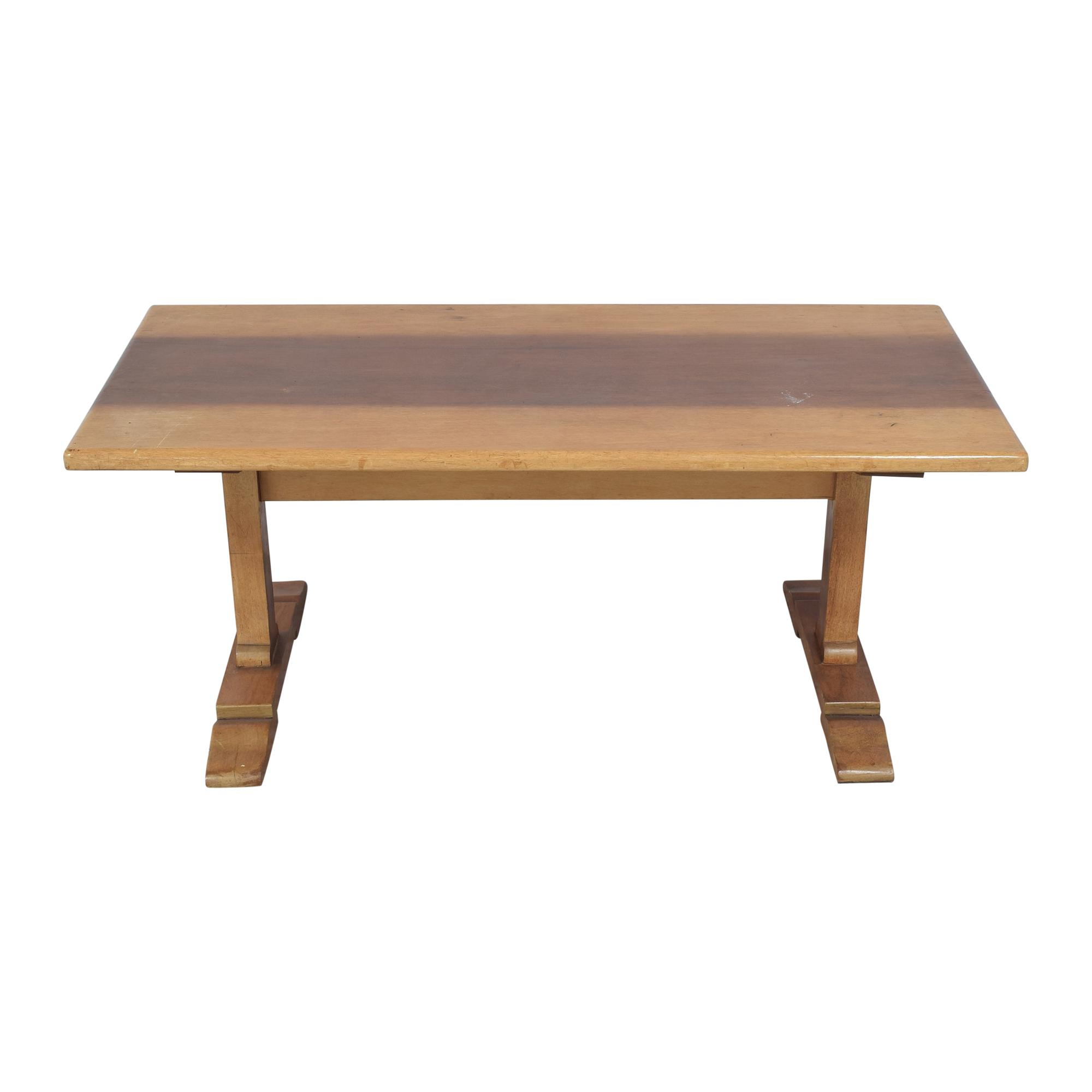 shop  Trestle Dining Table online