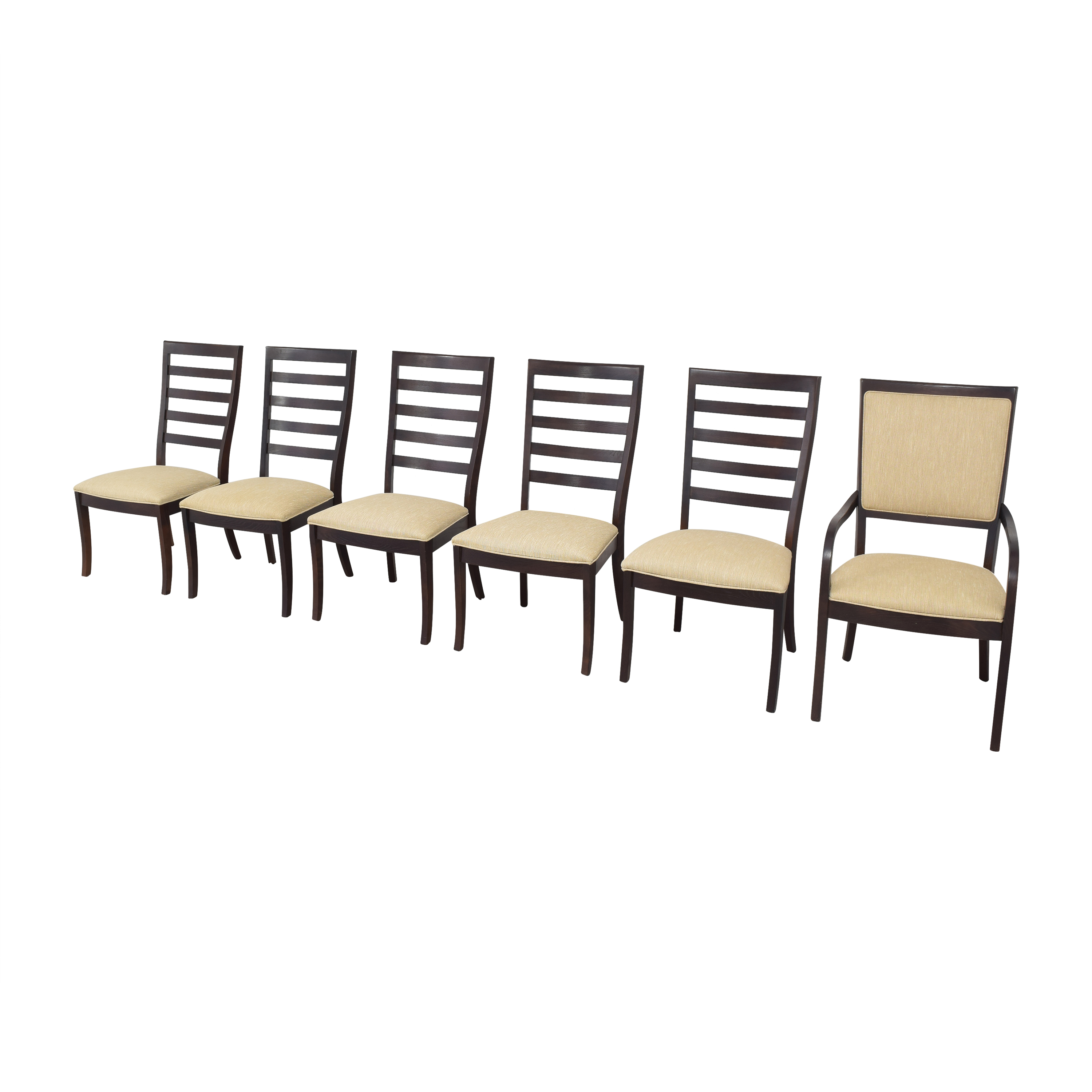 Stanley Slat Dining Chairs / Chairs