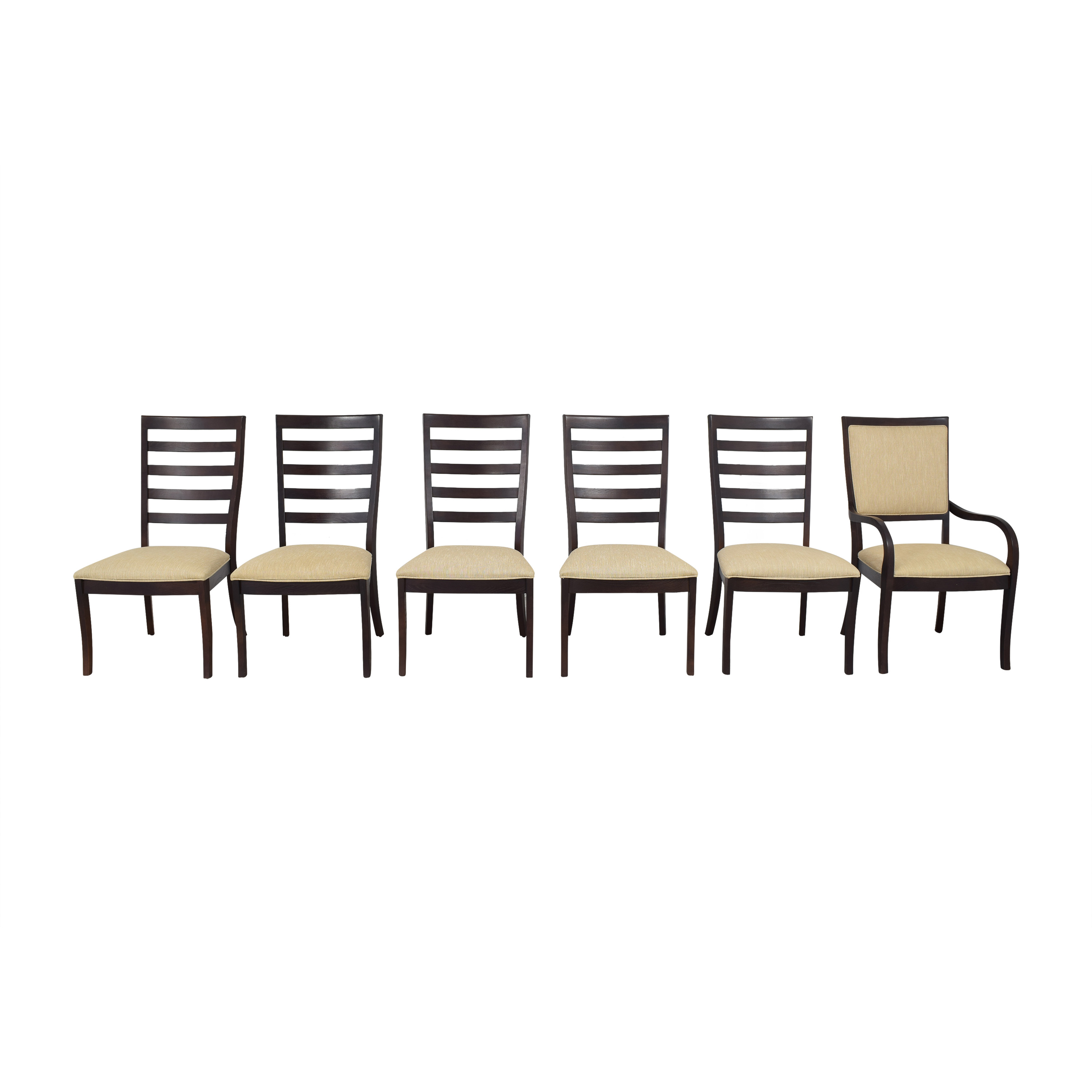 Stanley Furniture Stanley Slat Dining Chairs pa