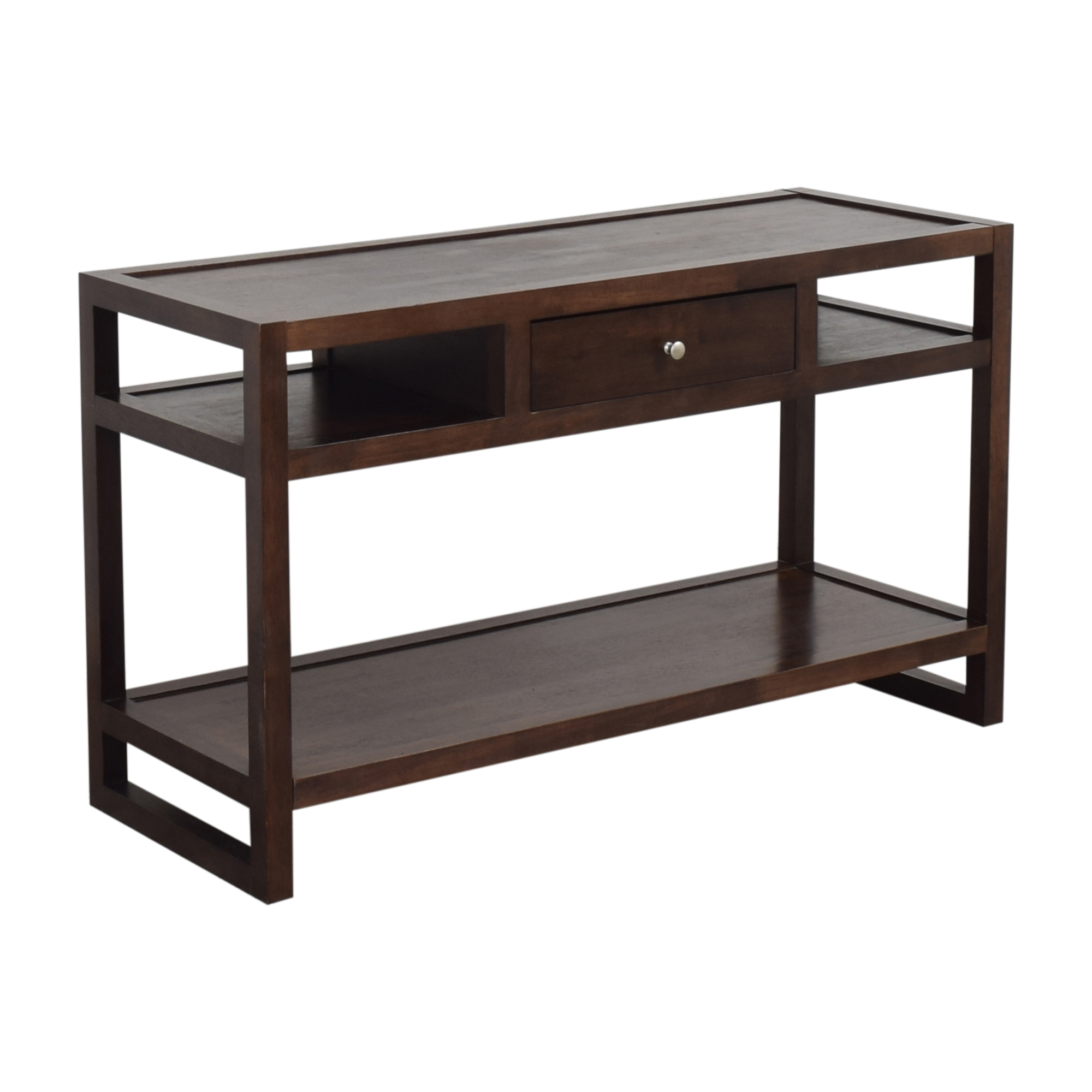shop Overstock Single Drawer Console Table Overstock Accent Tables