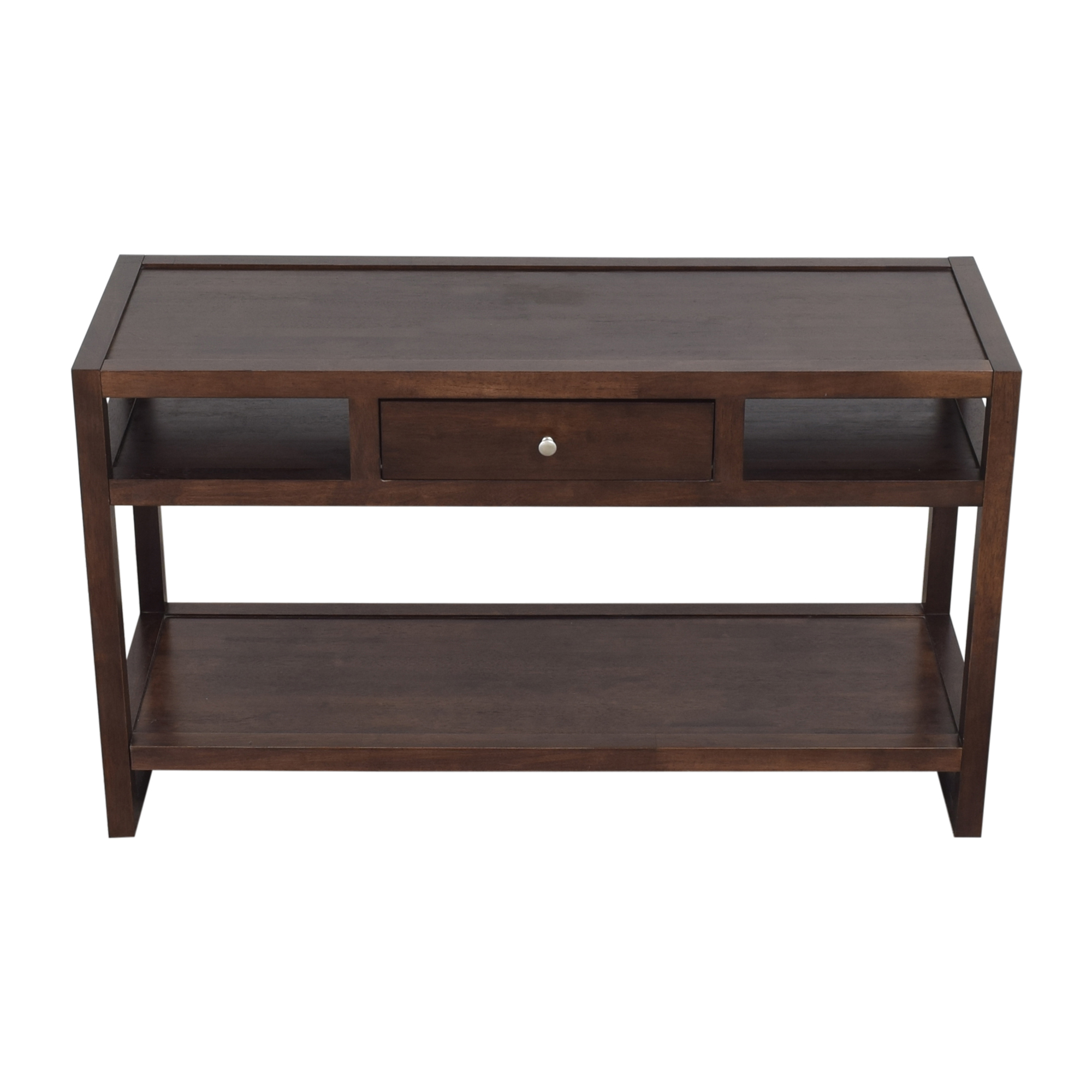 buy Overstock Single Drawer Console Table Overstock Tables