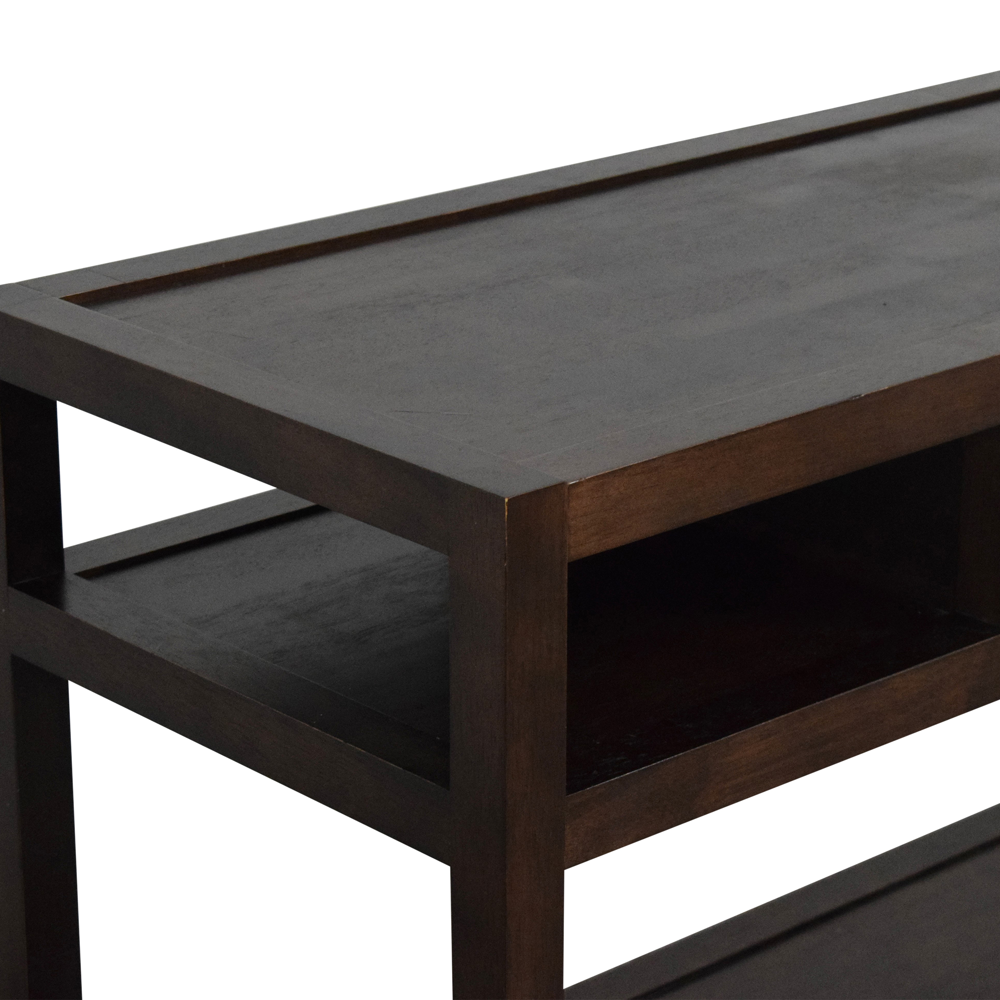 Overstock Overstock Single Drawer Console Table Accent Tables