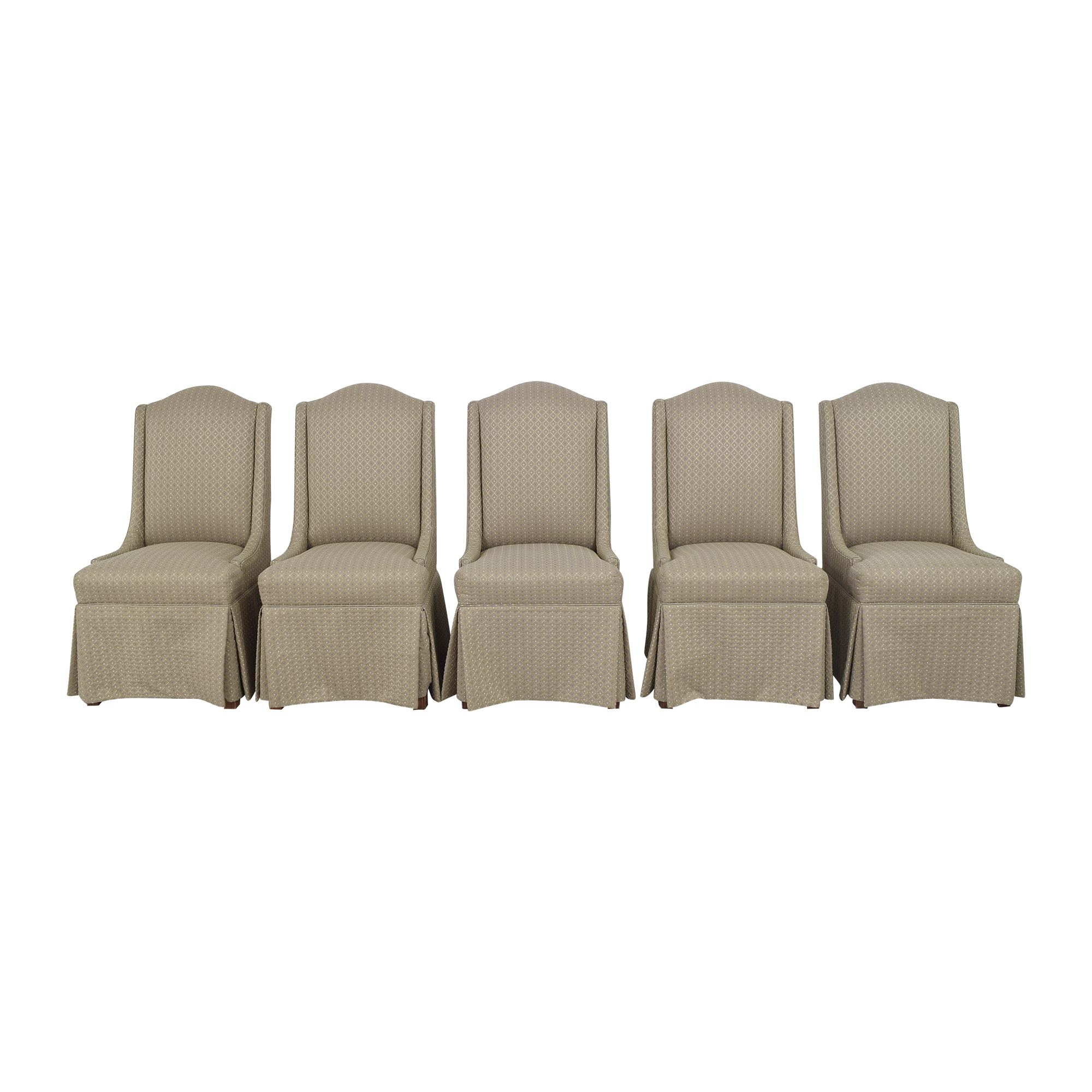 buy Pennsylvania House Skirted Dining Chairs Pennsylvania House Chairs