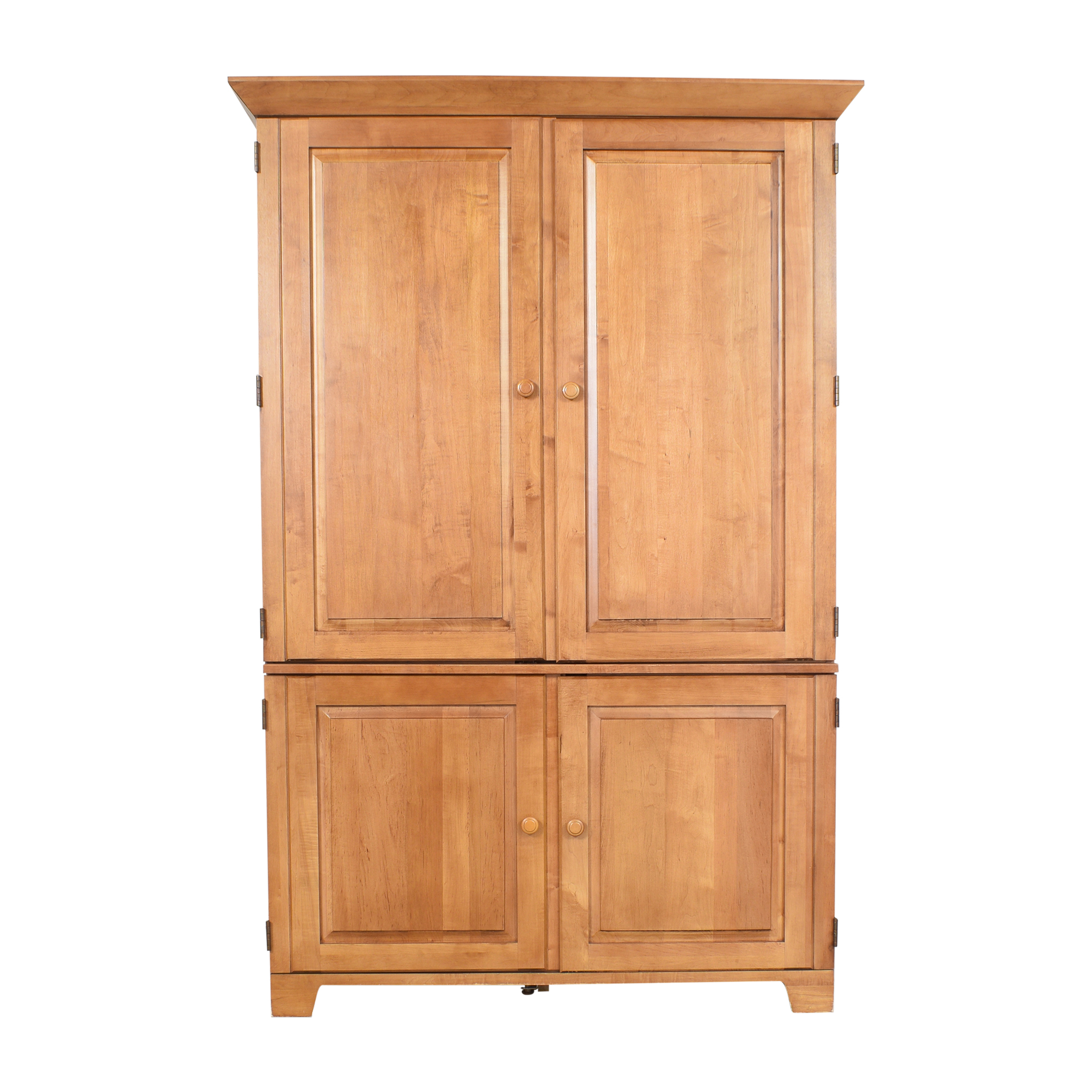 Ethan Allen Ethan Allen Country Colors Computer Armoire used