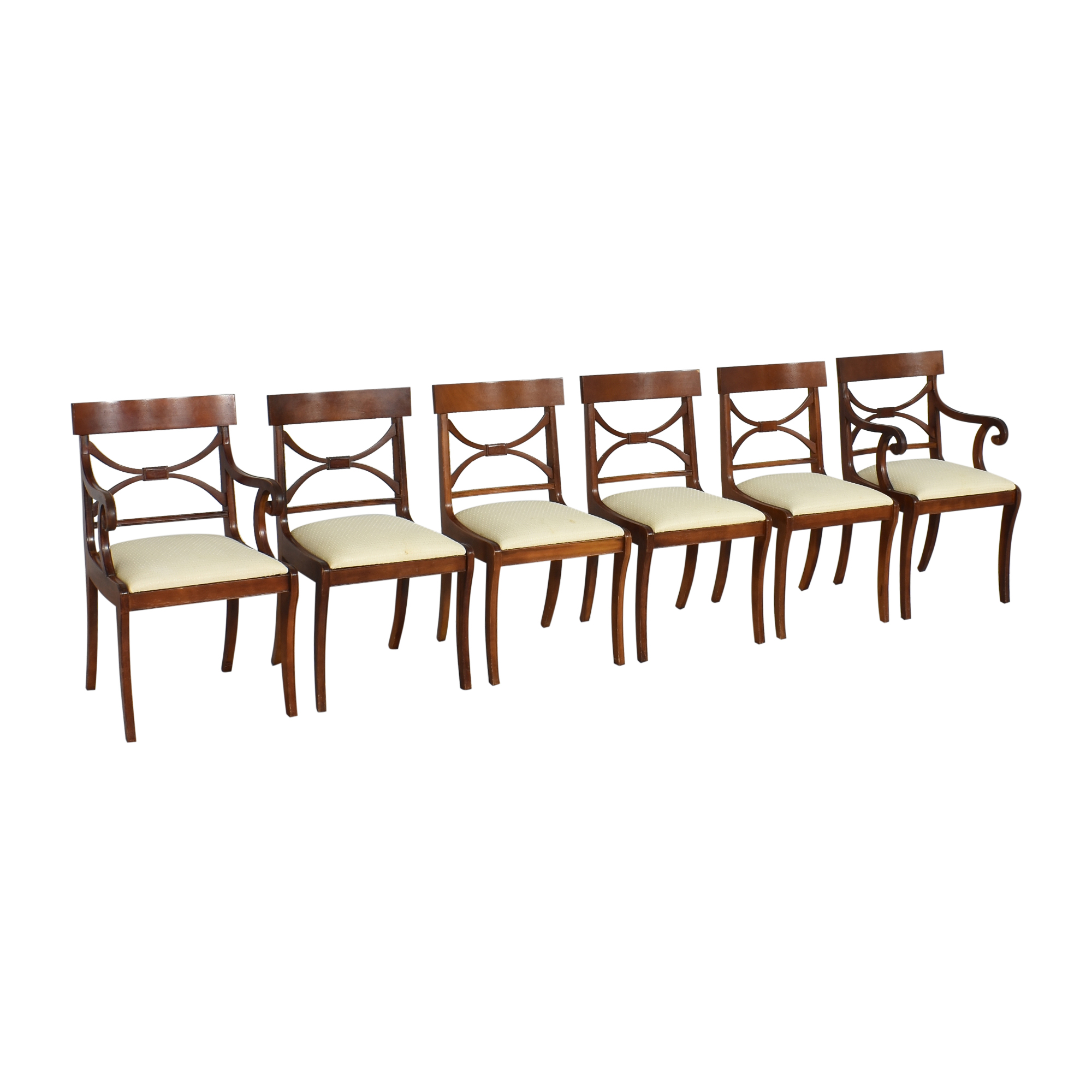 buy Cross Back Dining Chairs  Dining Chairs