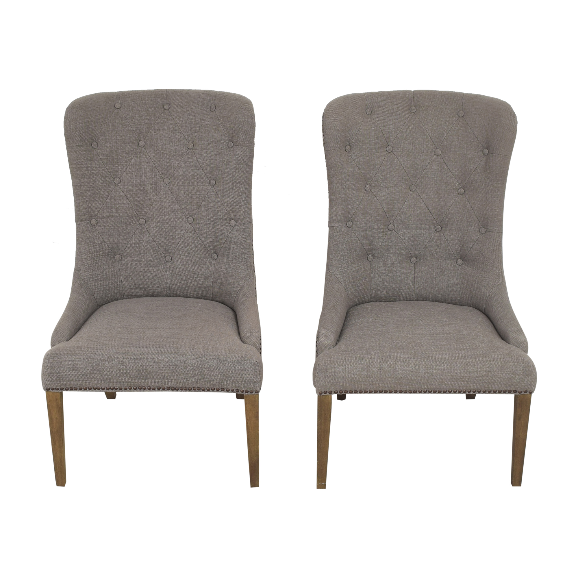 Four Hands Four Hands Elouise Dining Chairs used