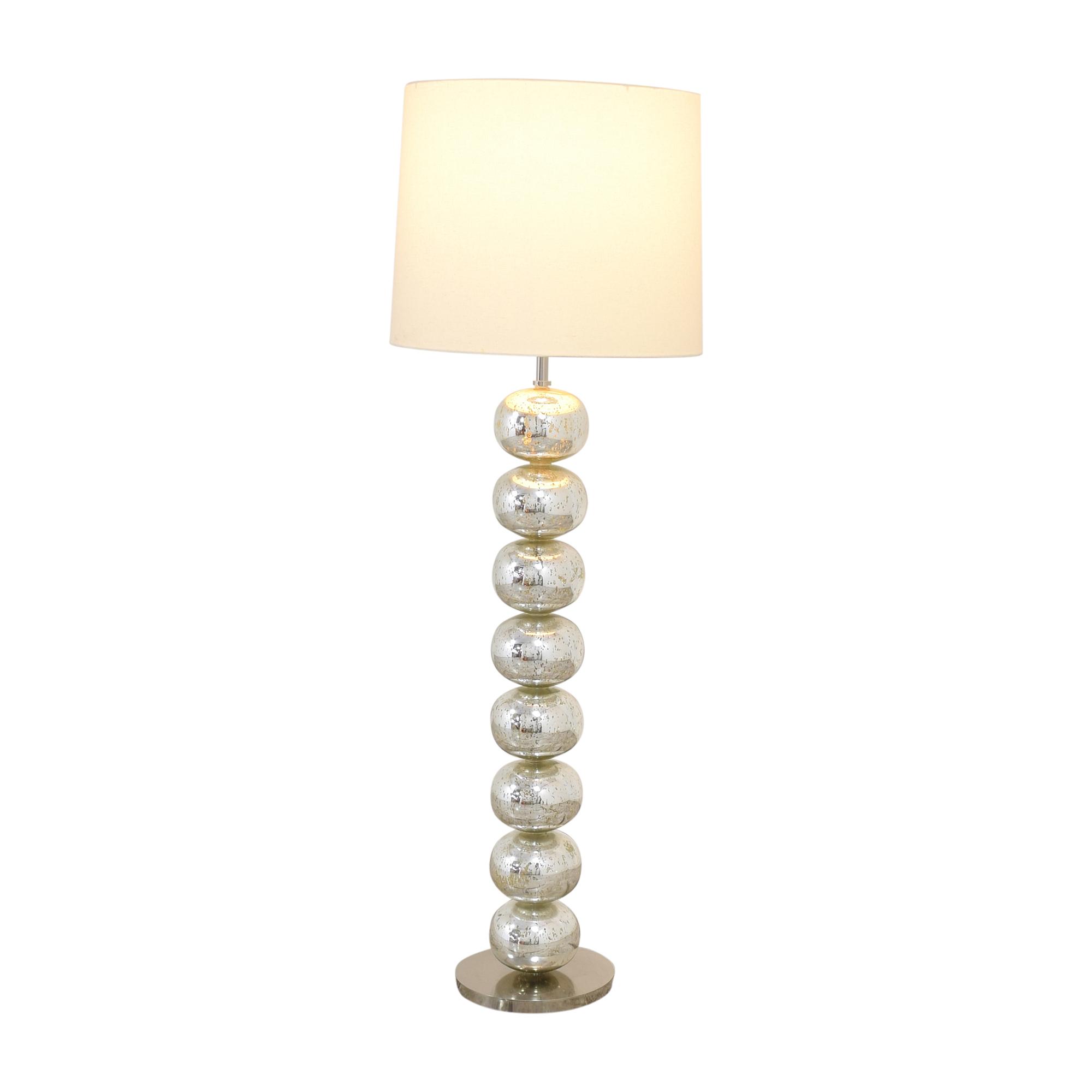 West Elm West Elm Abacus Floor Lamp on sale