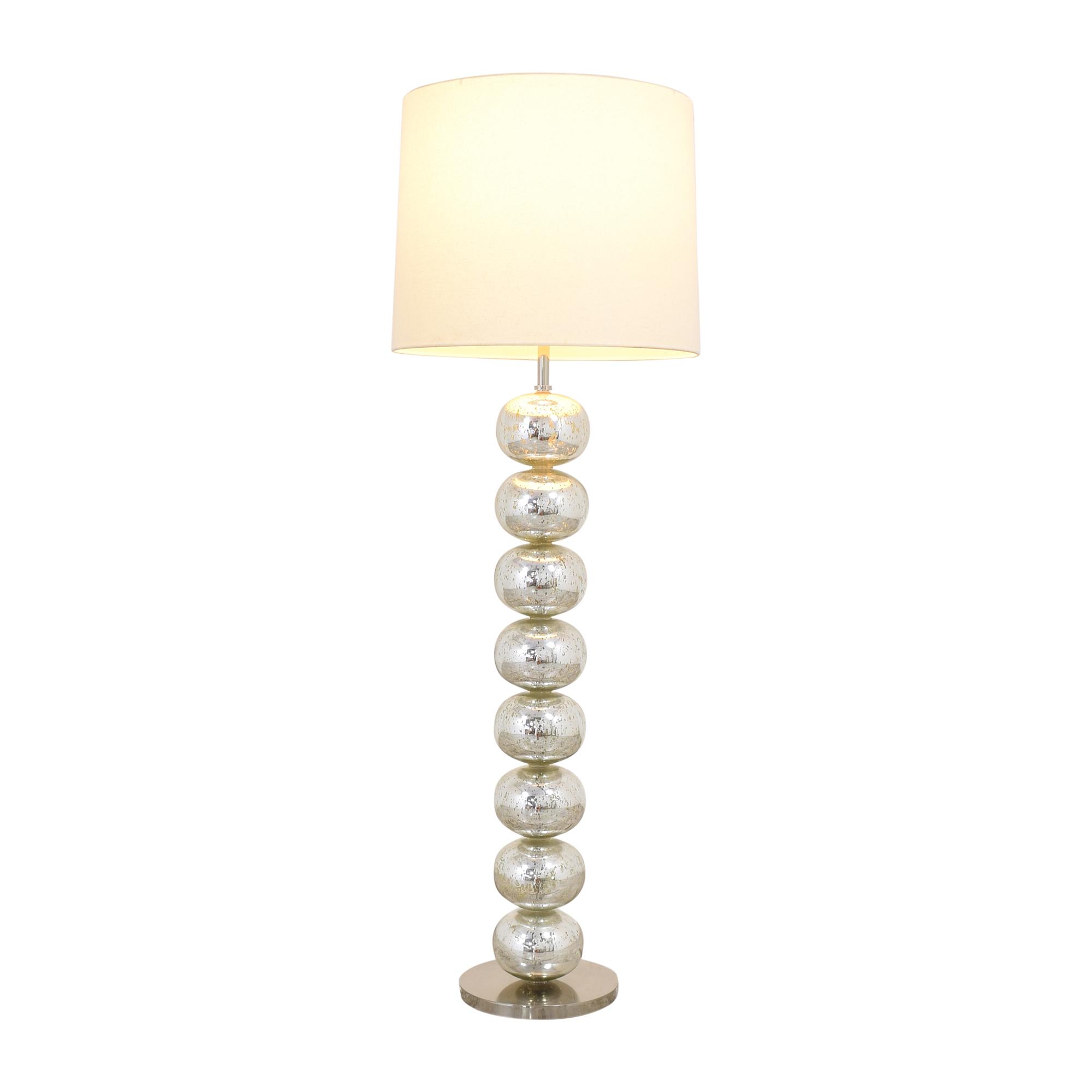buy West Elm Abacus Floor Lamp West Elm Decor