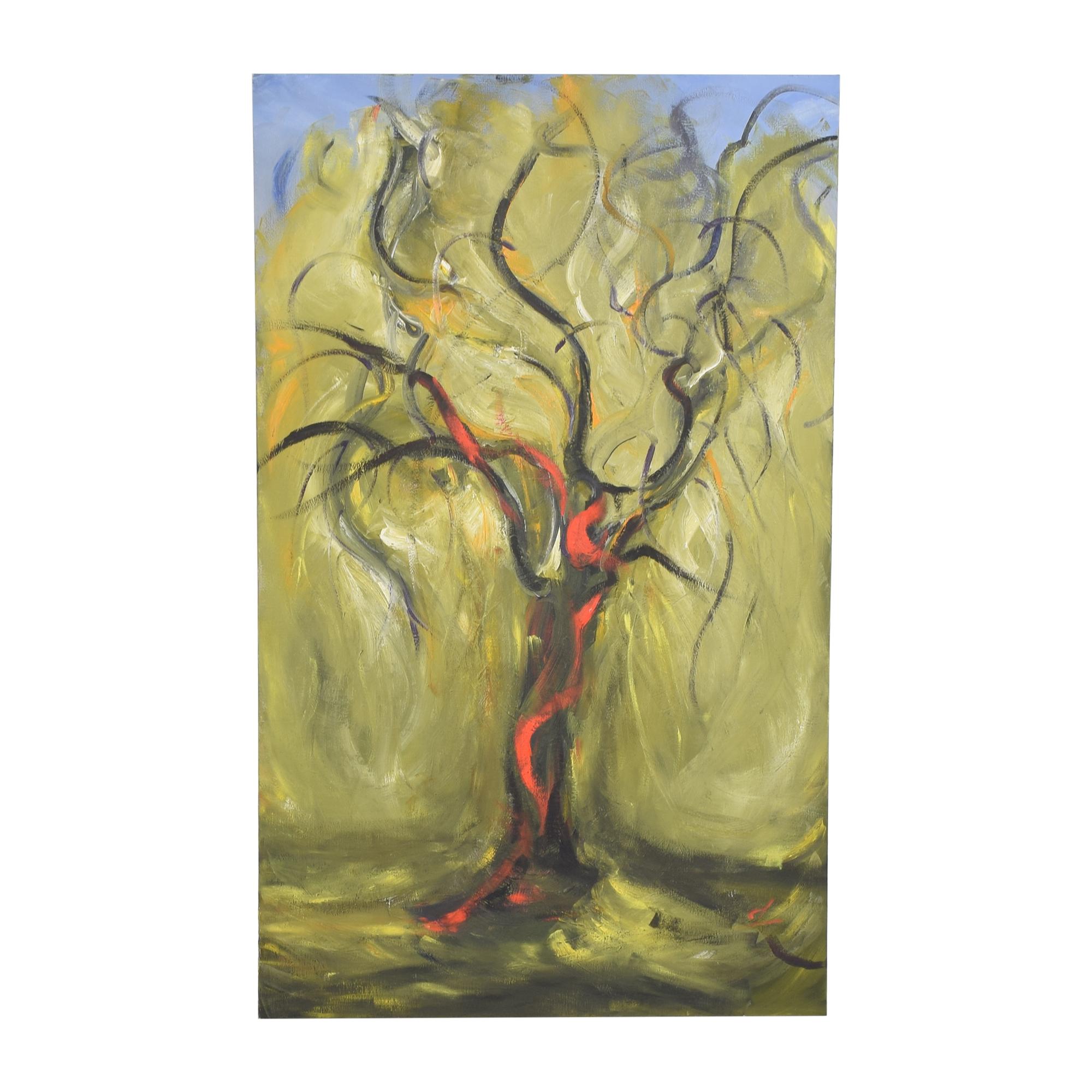 John Power Tree Electric Wall Art for sale