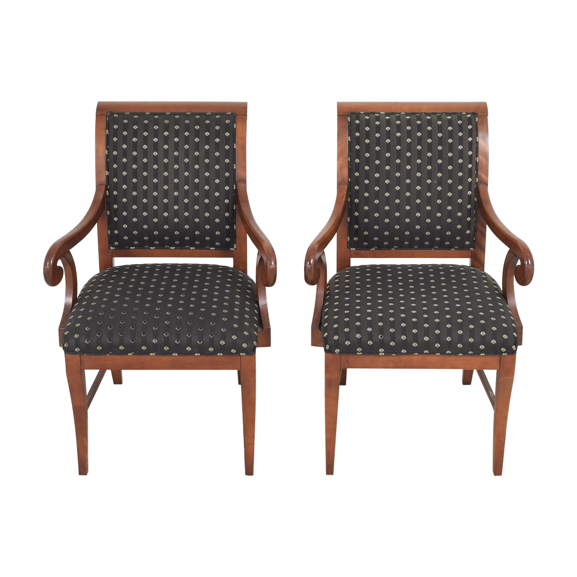 Leda Furniture Arm Chairs / Dining Chairs