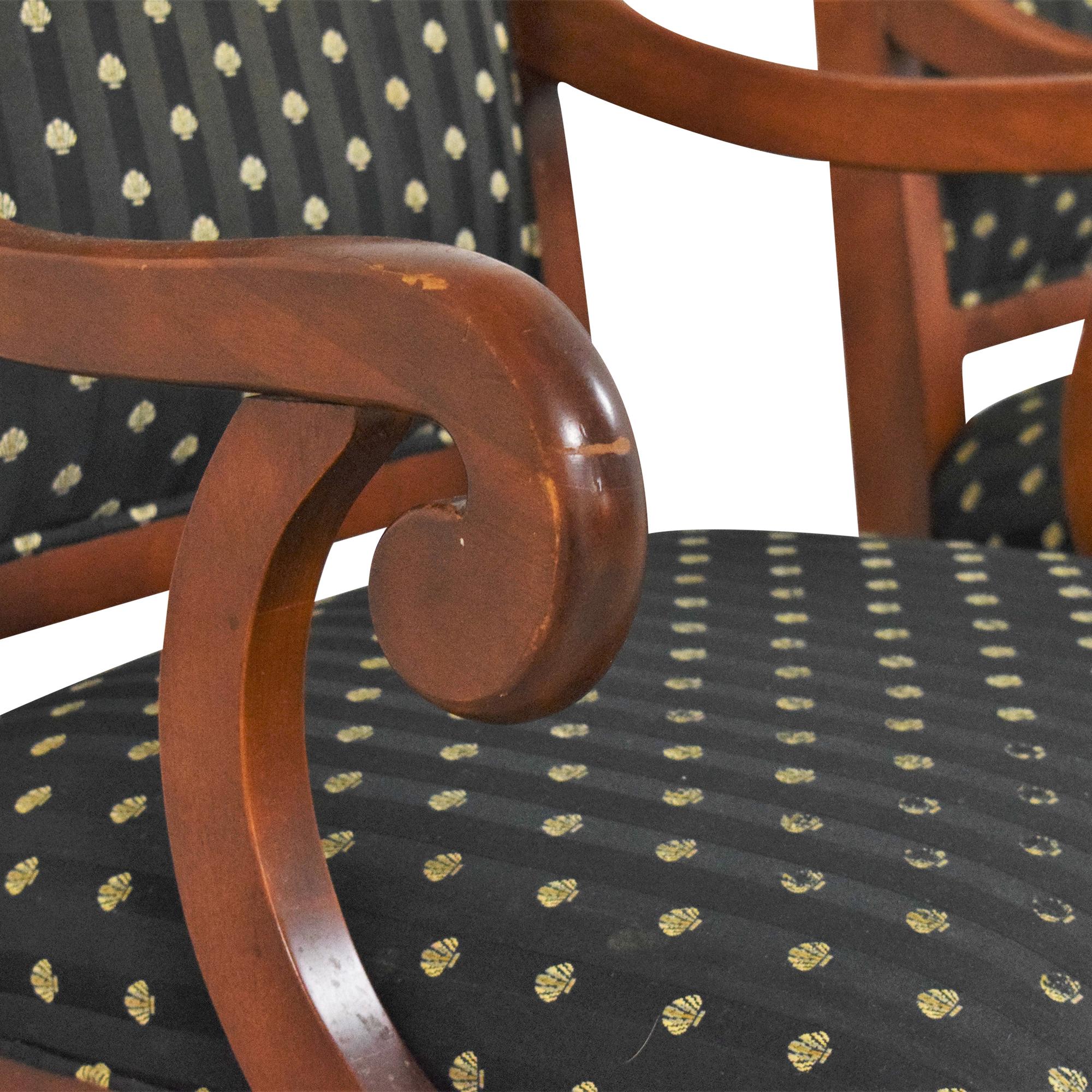 Leda Furniture Leda Furniture Arm Chairs Chairs