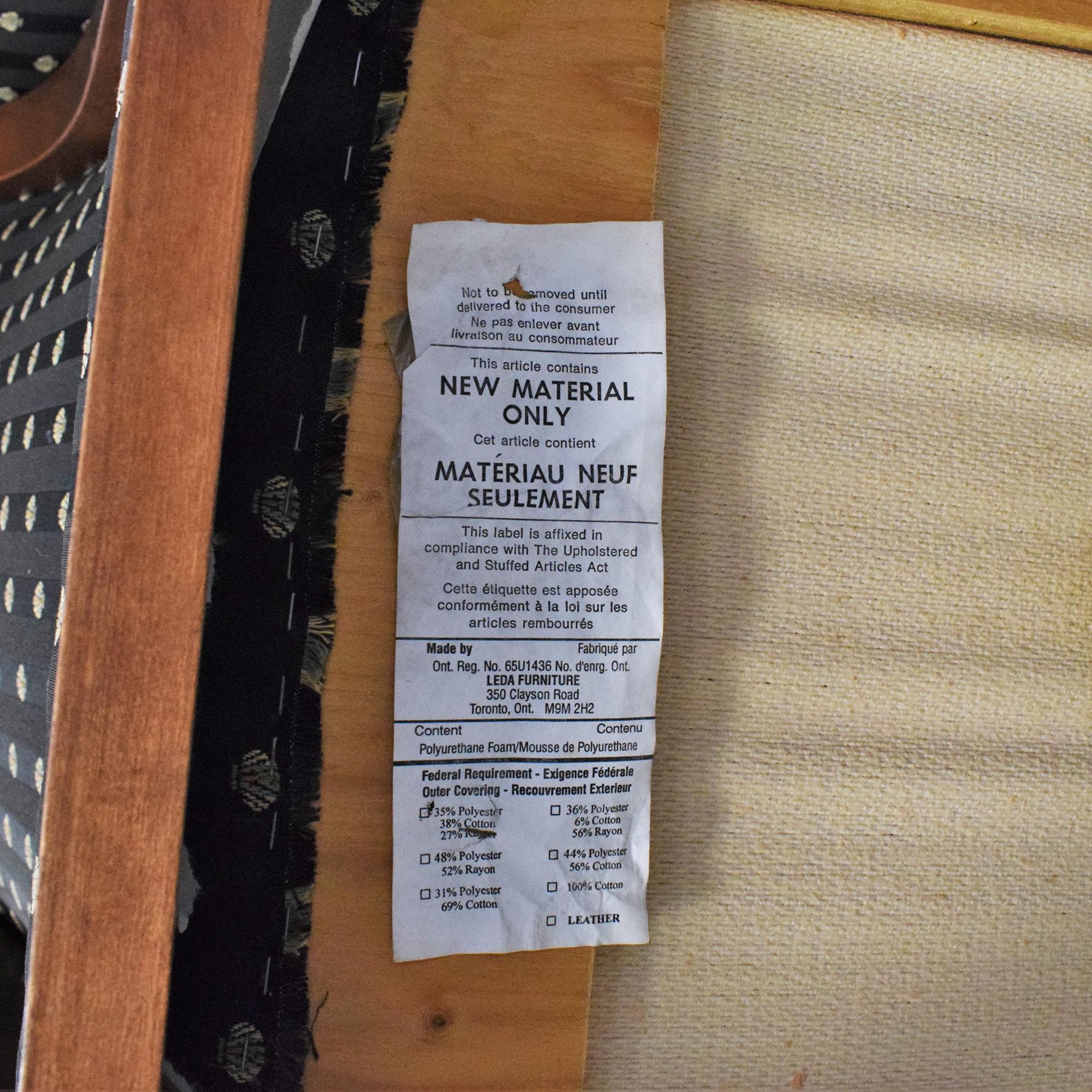Leda Furniture Arm Chairs sale