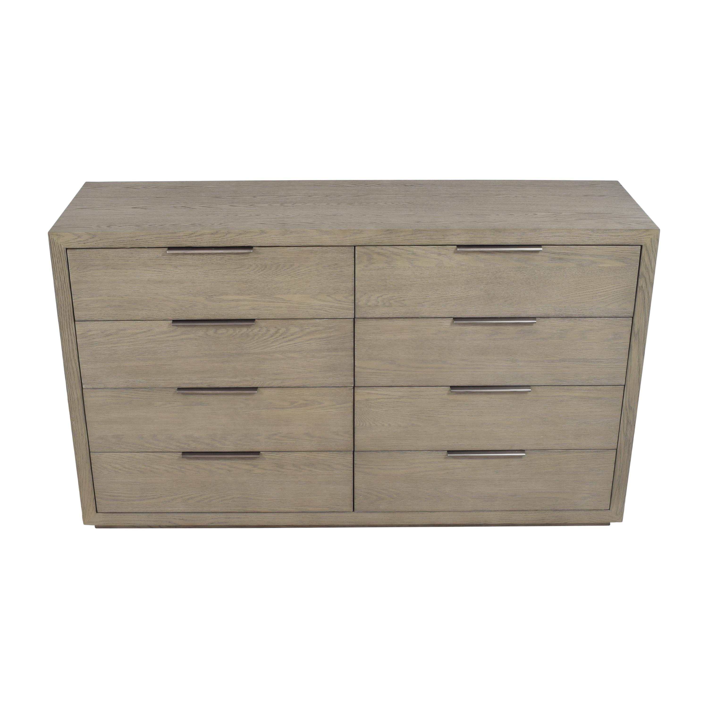 Restoration Hardware Machinto Eight Drawer Dresser / Dressers