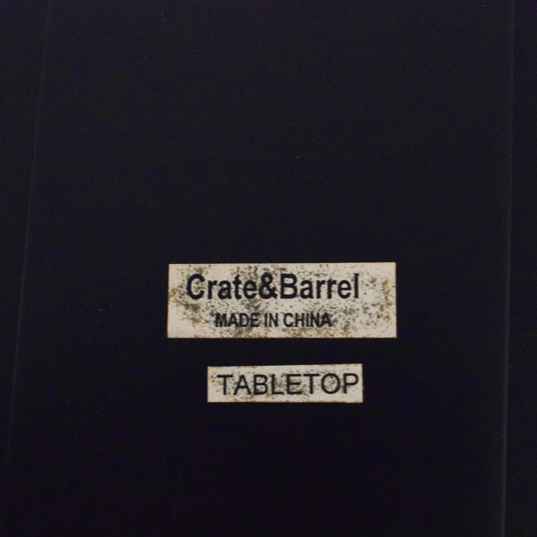 Crate & Barrel Crate & Barrel Writing Desk pa