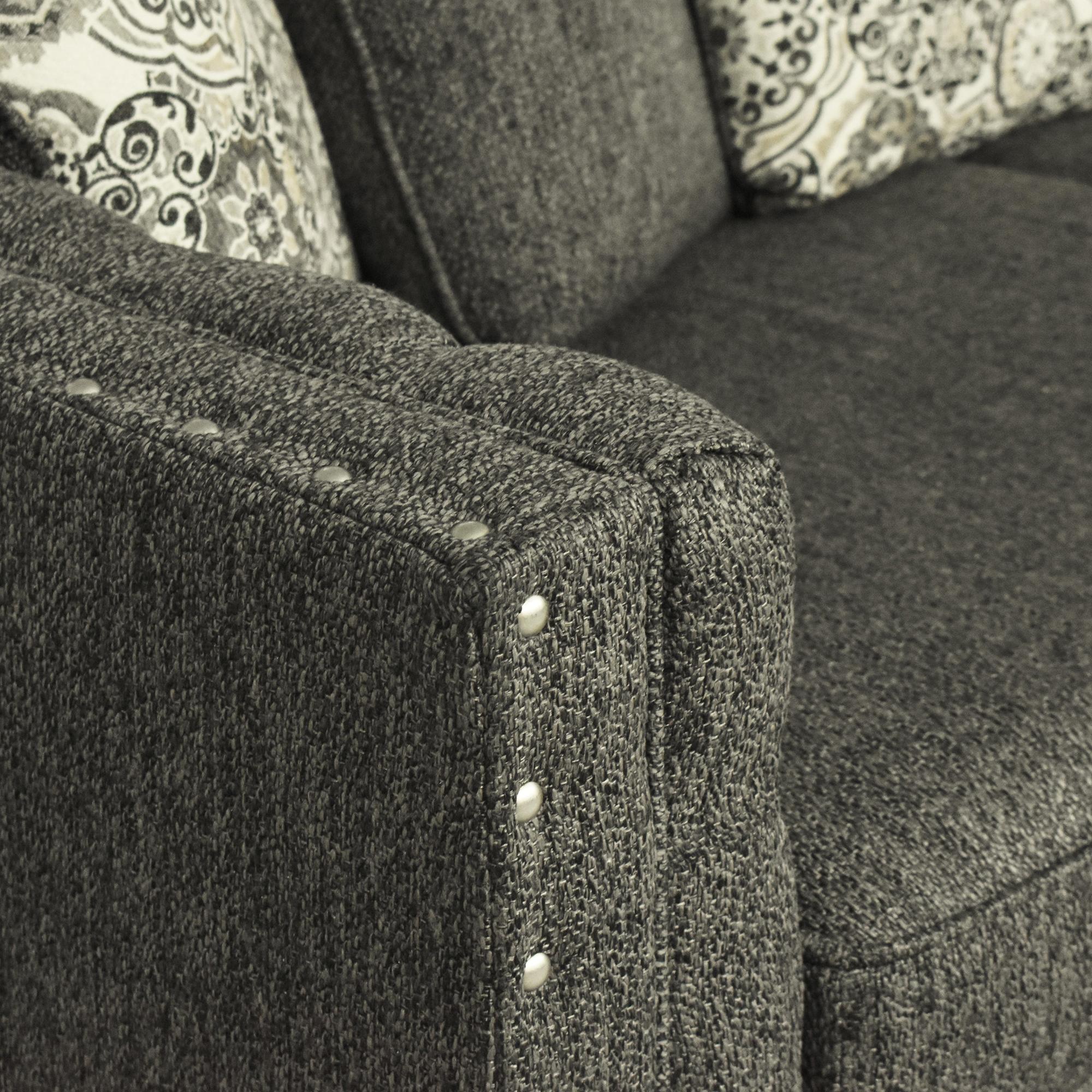 Hughes Furniture Nailhead Sofa / Sofas