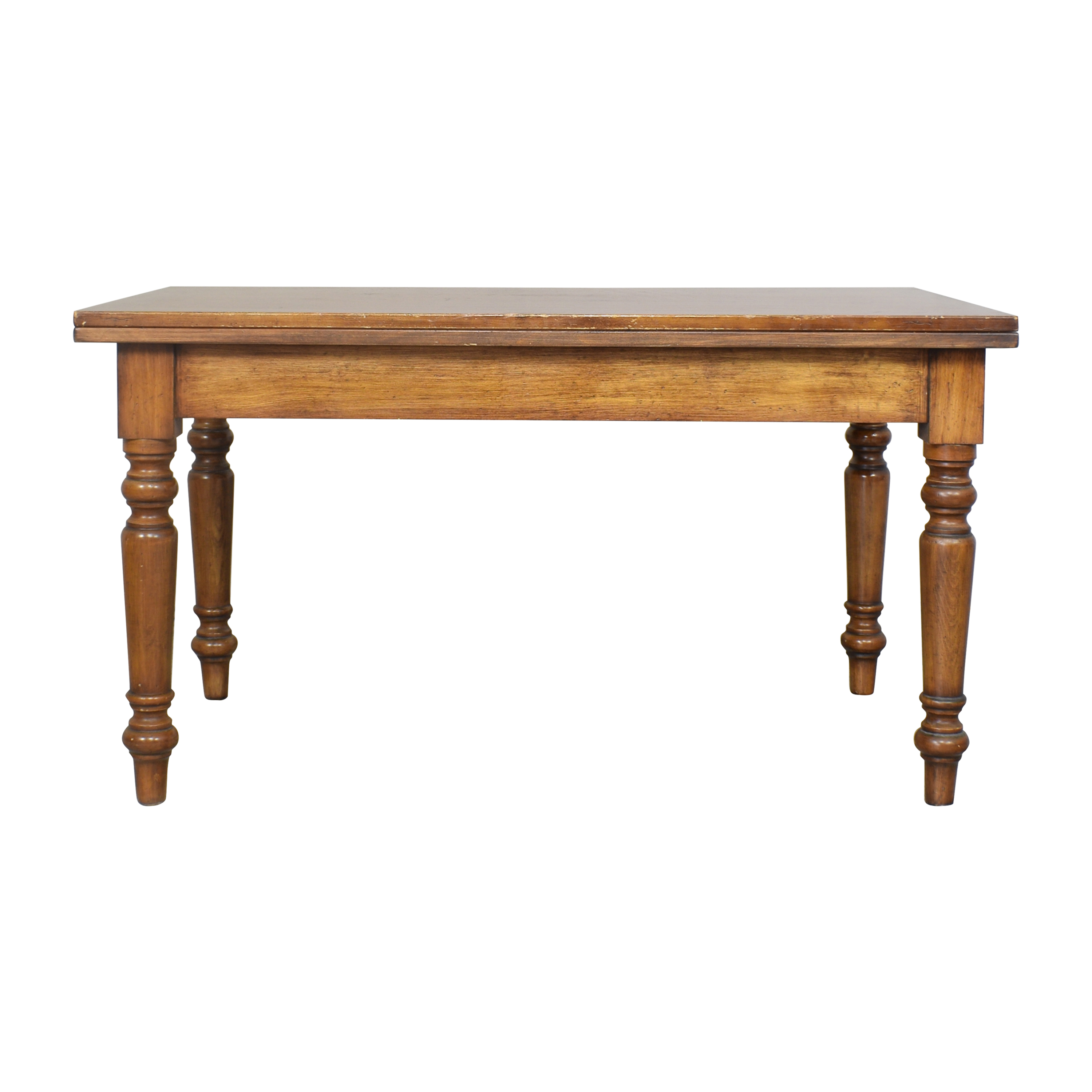 Raymour & Flanigan Raymour and Flanigan Expandable Dining Table ct