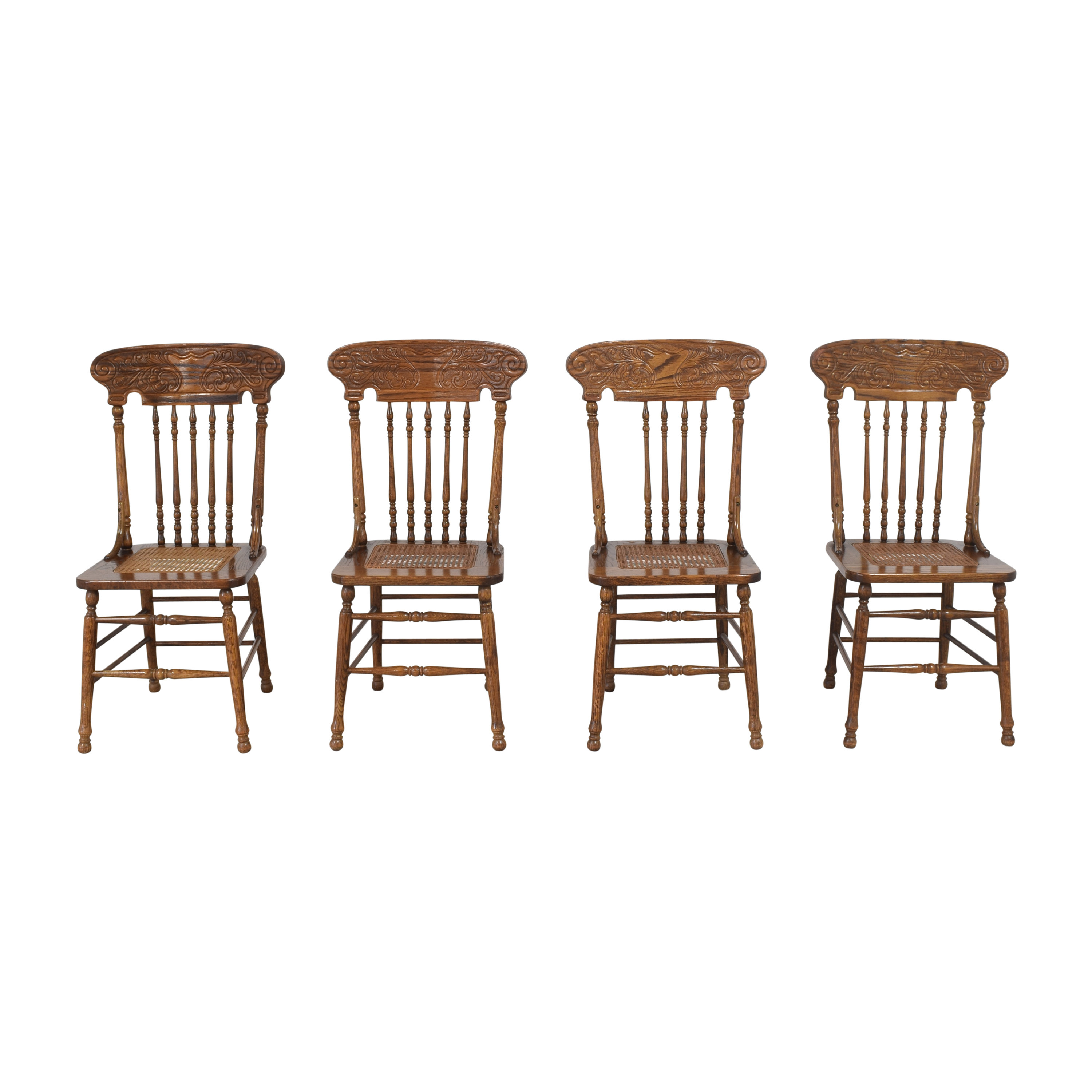 Cane Seat Dining Chairs nyc