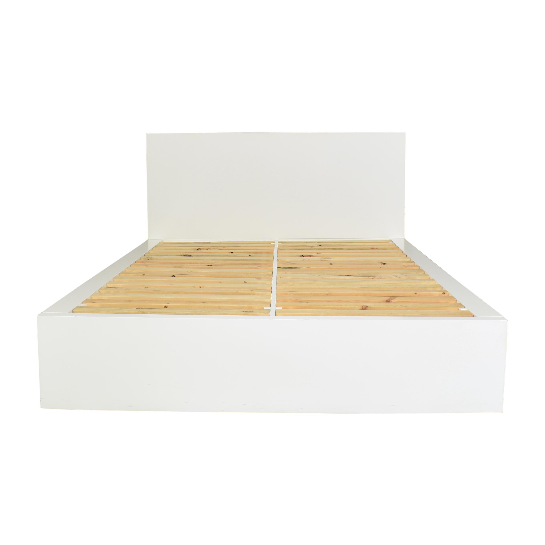West Elm West Elm Storage Platform Queen Bed for sale