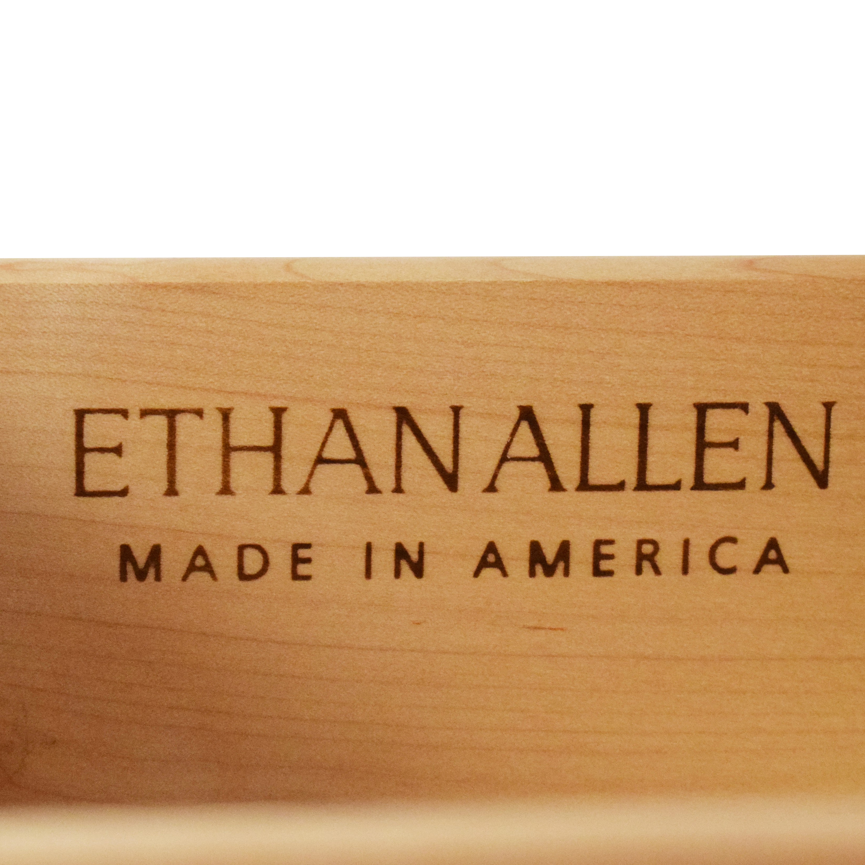 shop Ethan Allen Country Crossing Lingerie Chest Ethan Allen Dressers