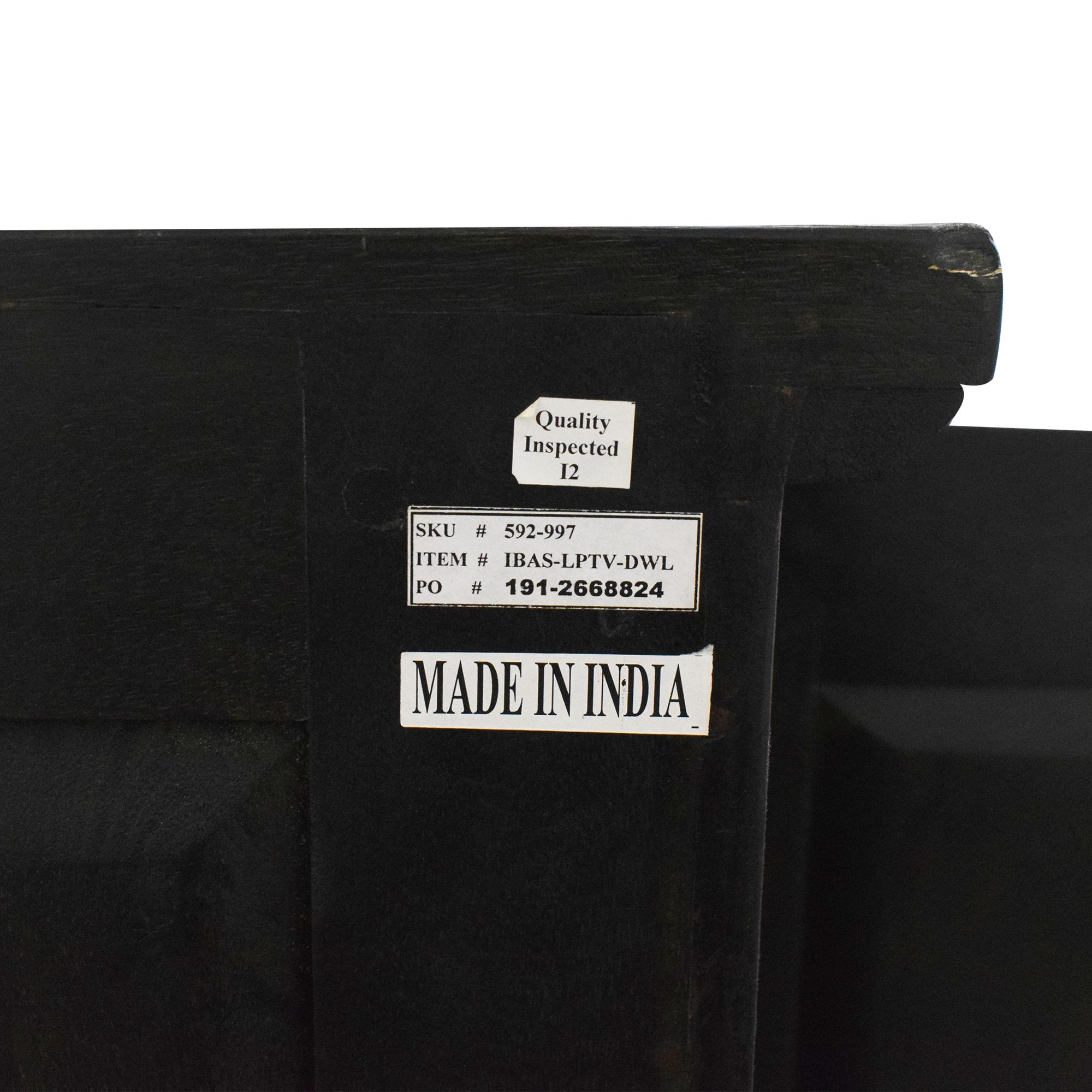 Crate & Barrel Crate & Barrel Custom Basque Media Console nj
