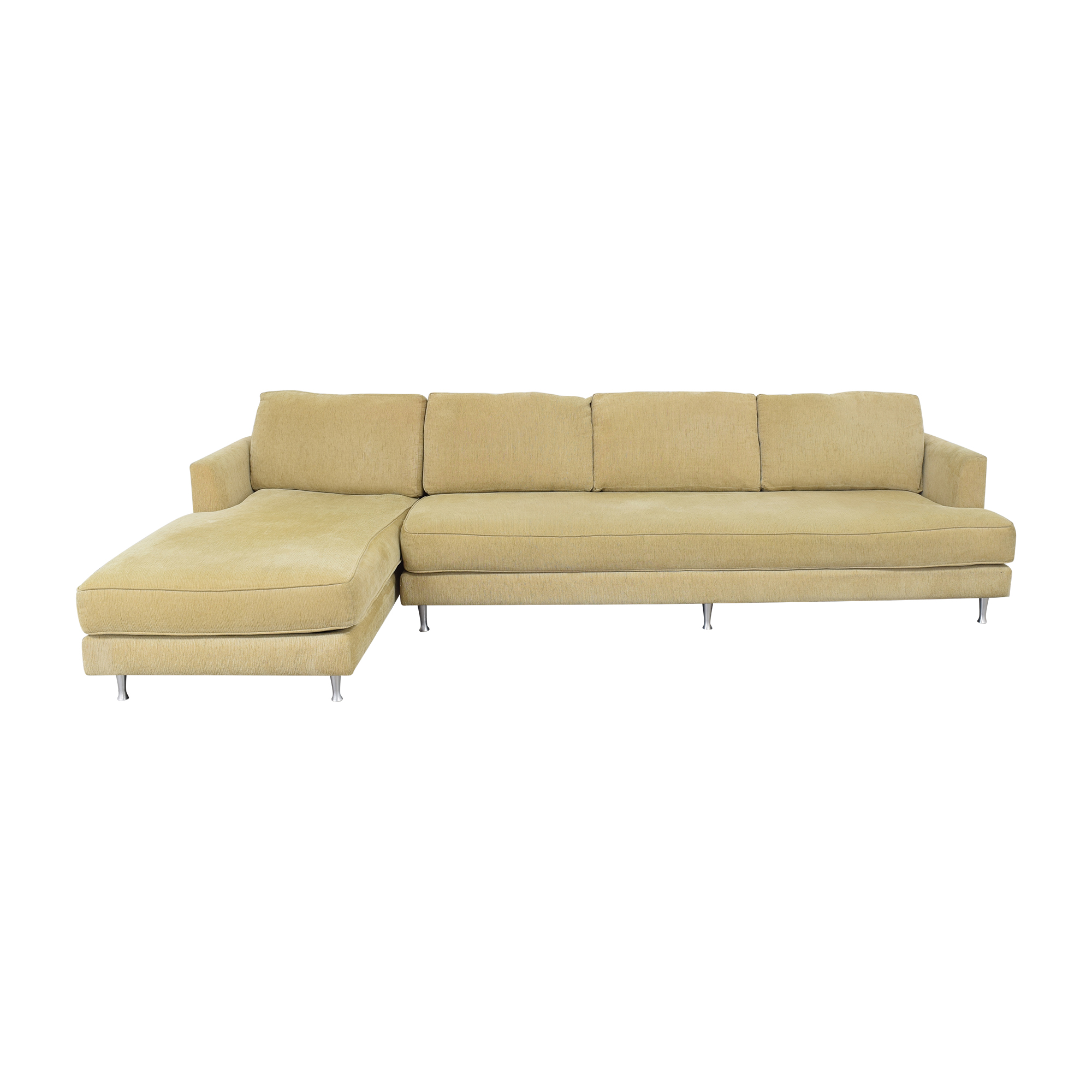Carter Furniture Carter Furniture Sectional Sofa with Chaise pa