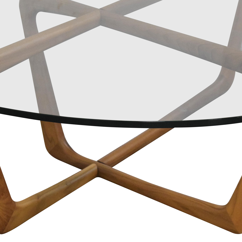 buy Room & Board Dunn Coffee Table Room & Board Coffee Tables