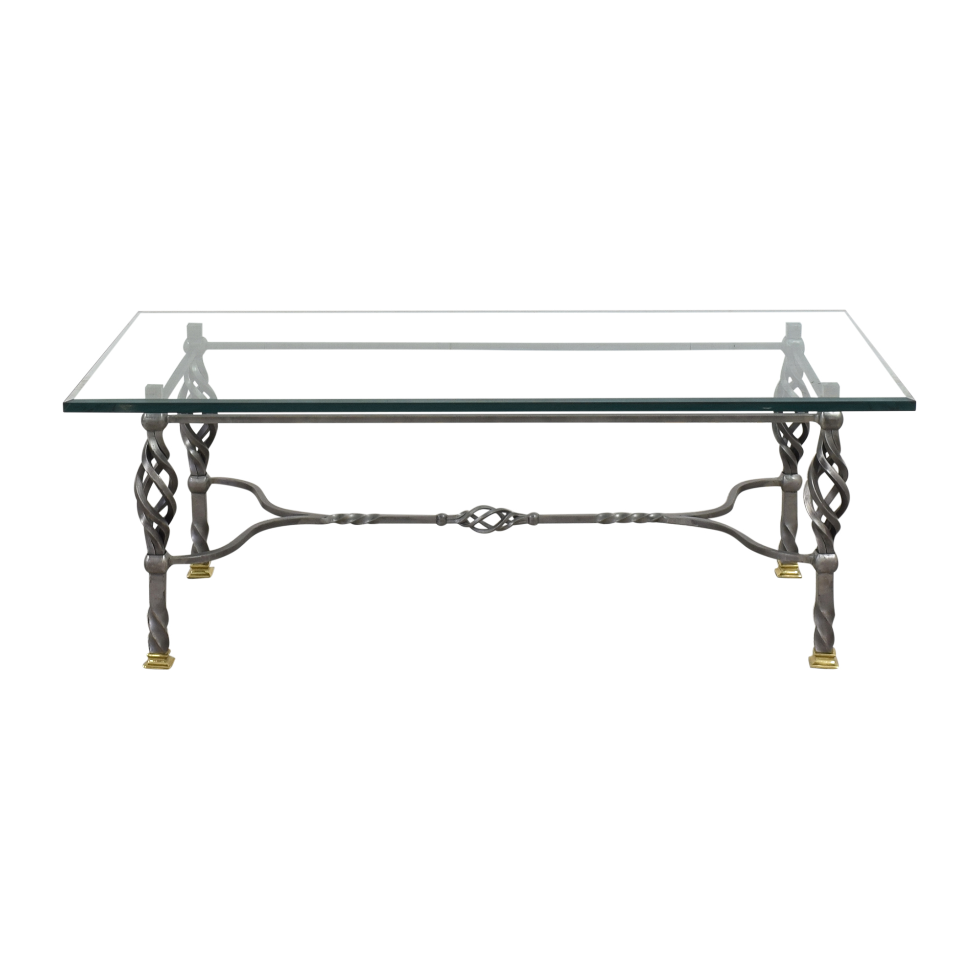 buy Transparent Rectangular Coffee Table  Coffee Tables