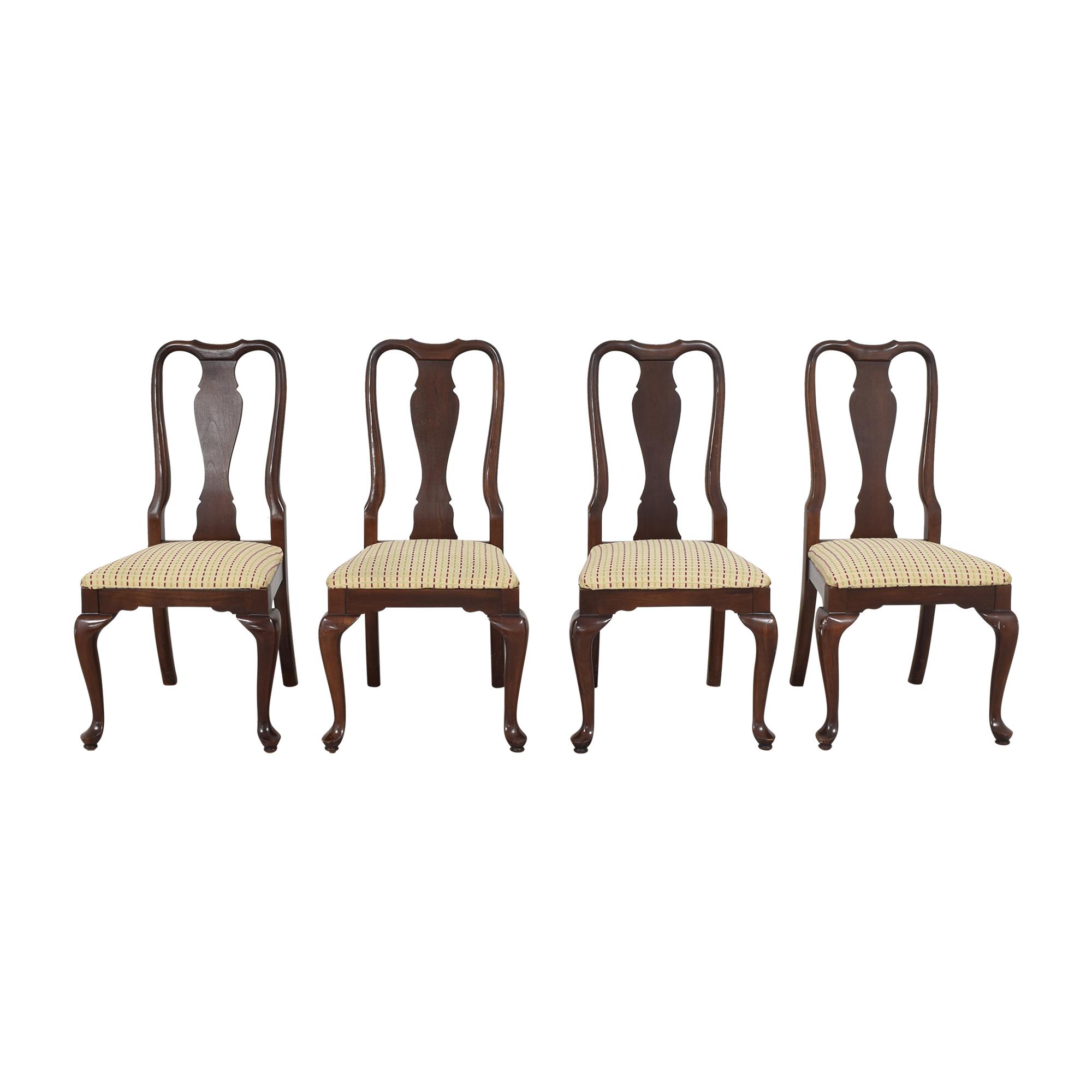 Ethan Allen Ethan Allen Georgian Court Dining Side Chairs