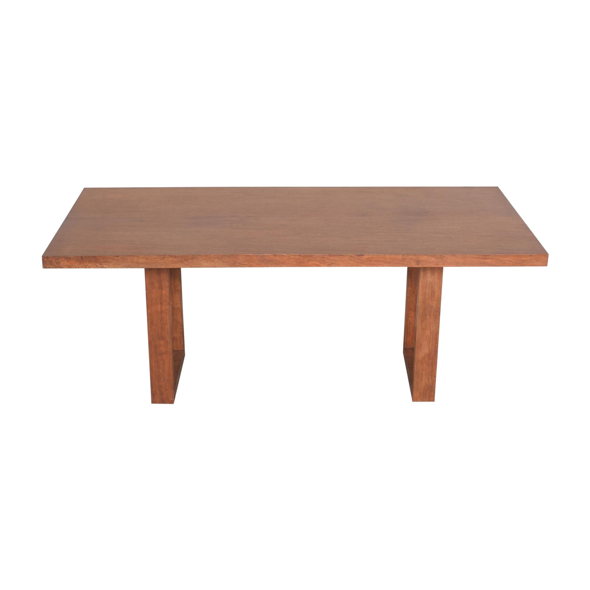 Custom Made Rectangular Dining Table for sale