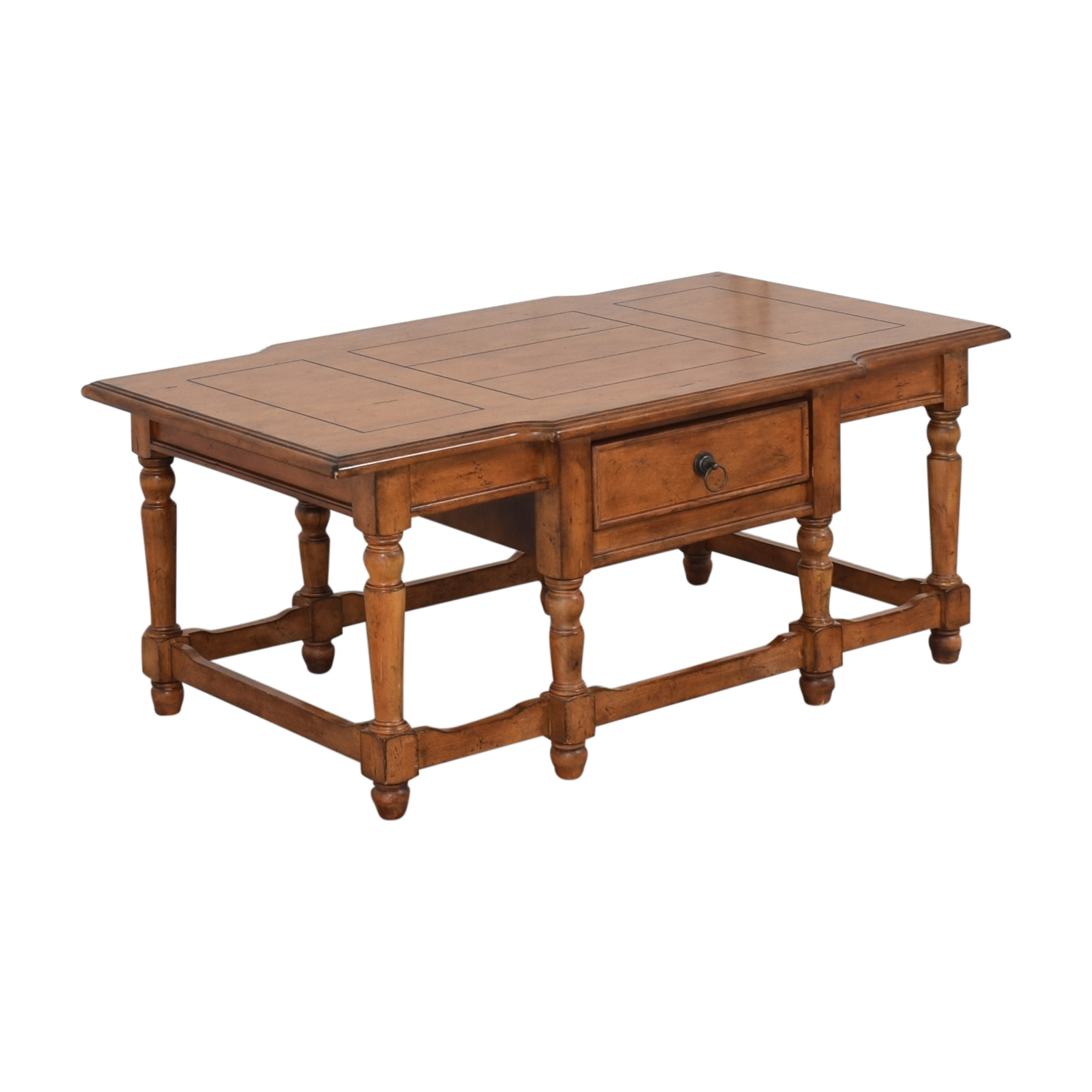Coffee Table with Drawer for sale