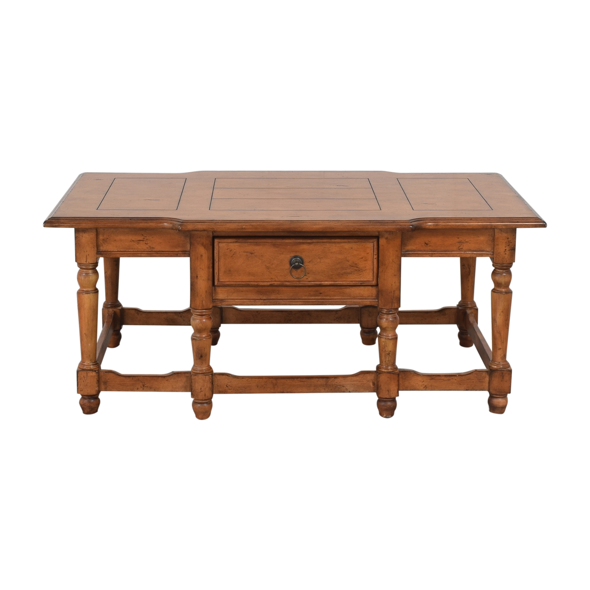 Coffee Table with Drawer dimensions