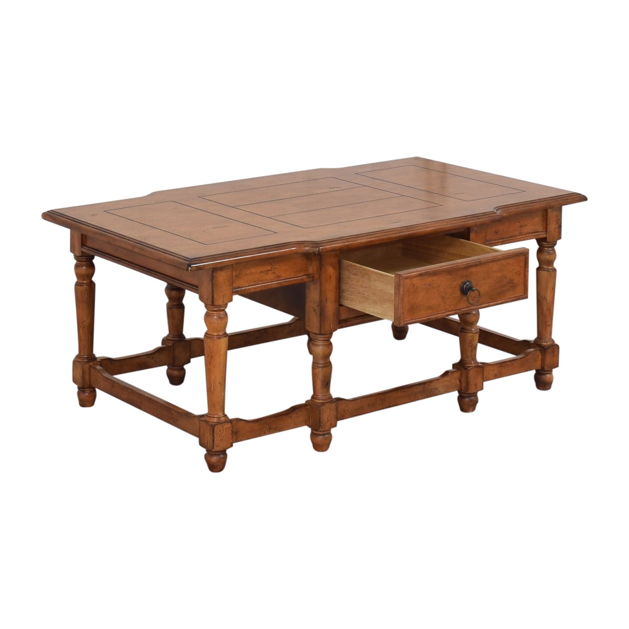 Coffee Table with Drawer sale