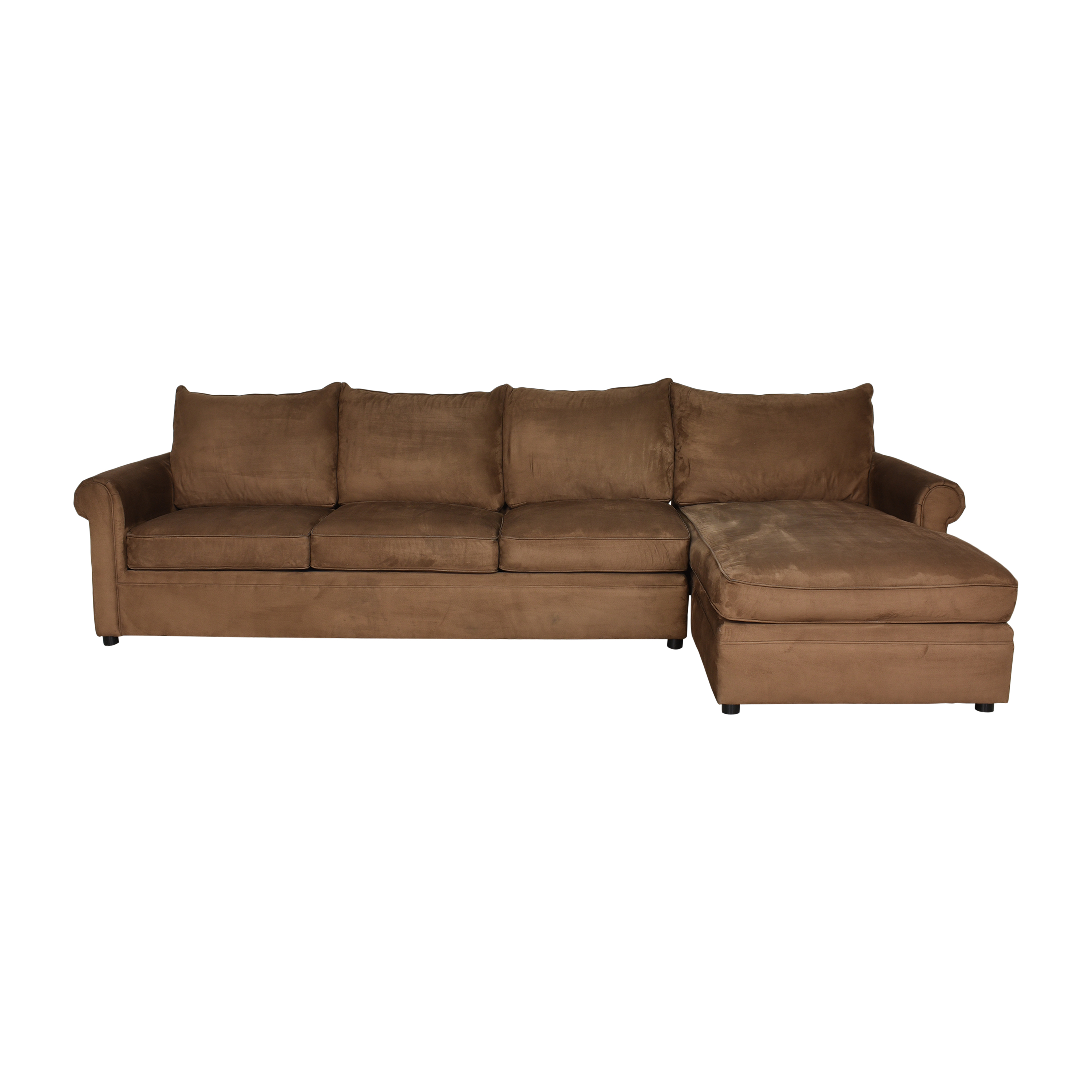 Domain Home Sectional Sleeper Sofa with Chaise Domain Home