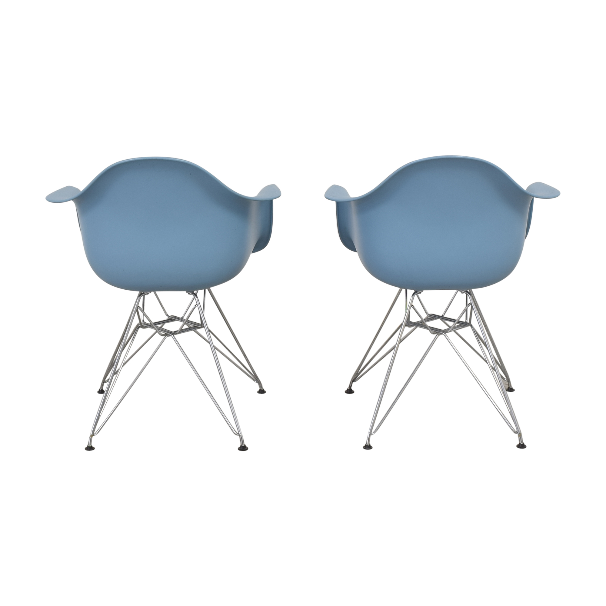 Herman Miller Herman Miller Eames Molded Armchairs on sale
