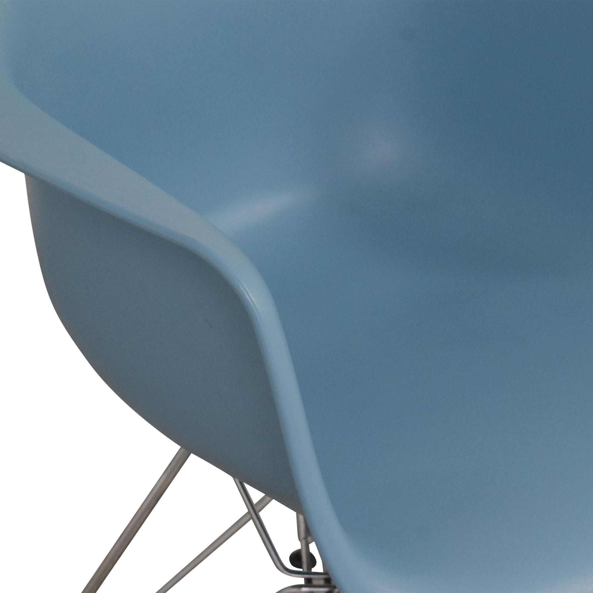 Herman Miller Herman Miller Eames Molded Armchairs nyc